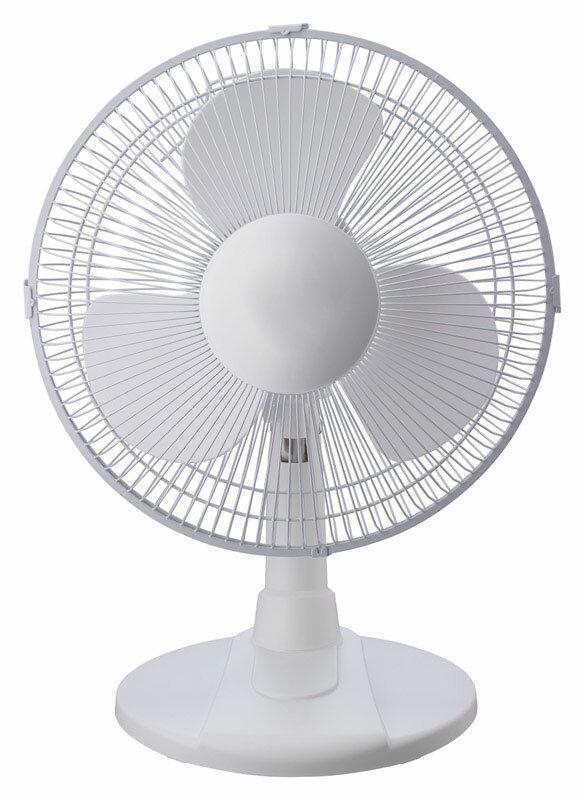 Table Top Oscillating Fan : Pelonis quot oscillating table fan ebay