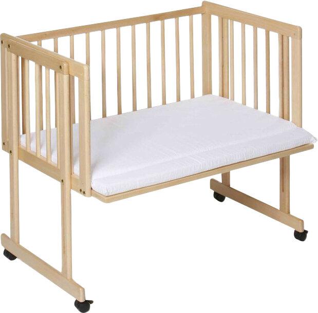 easy baby beistellbett mit matratze ebay. Black Bedroom Furniture Sets. Home Design Ideas