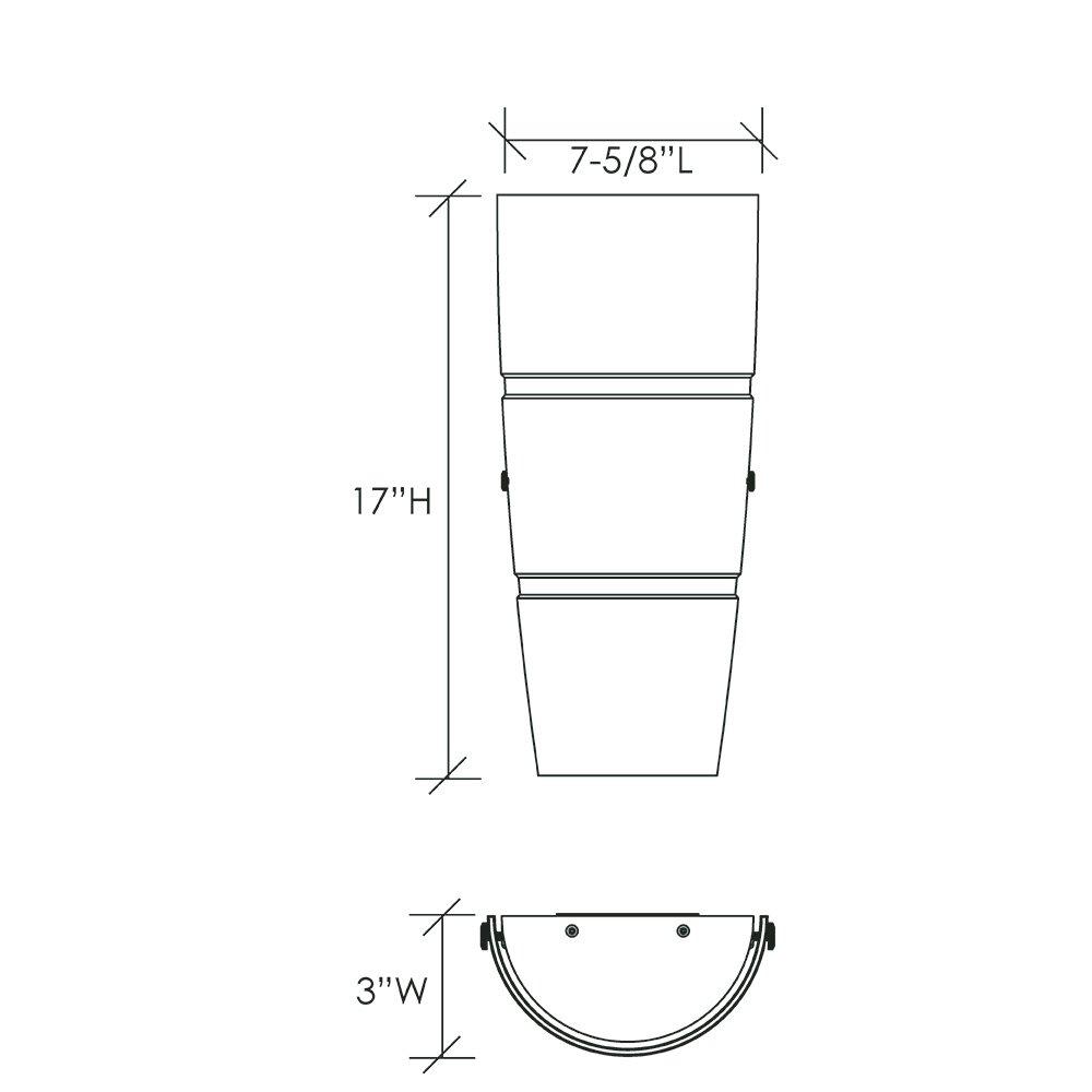 jesco lighting madison 1 light led flush mount store categories