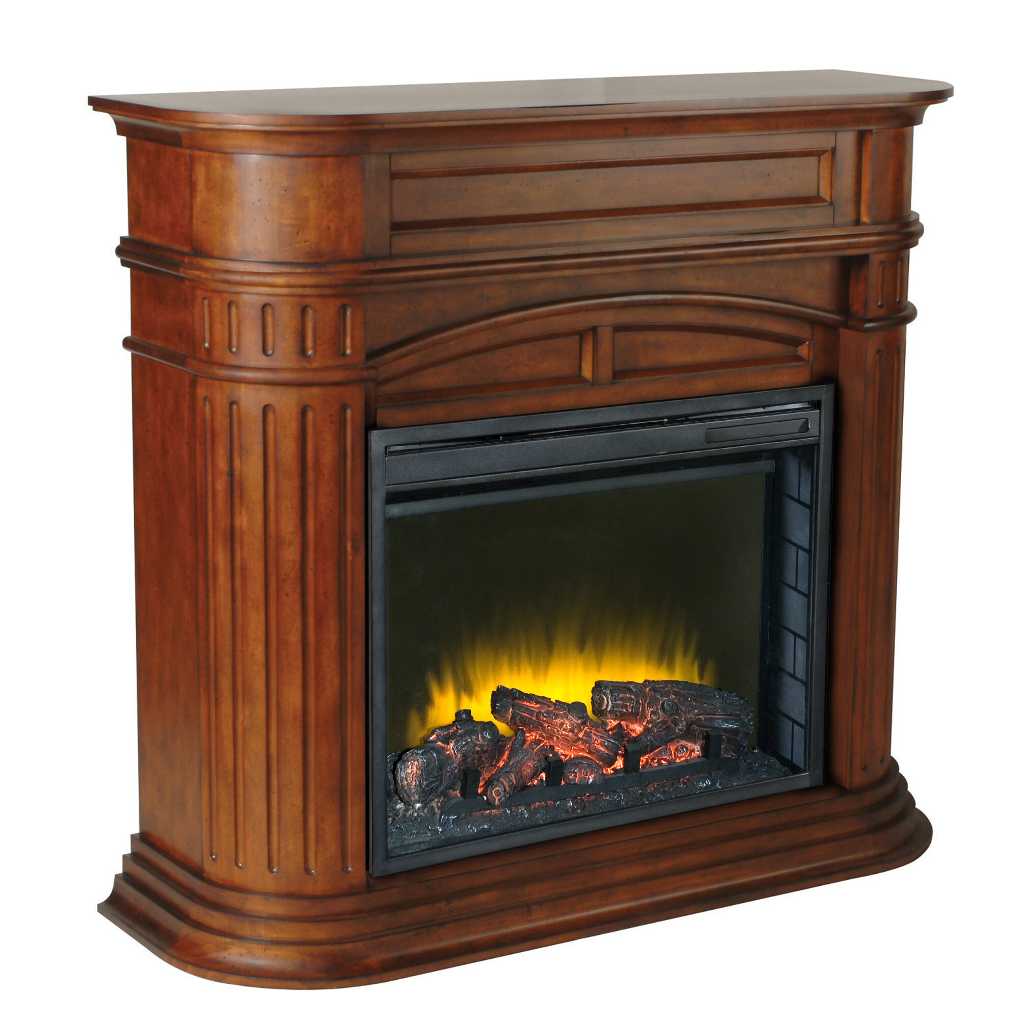 pleasant hearth turin 28 electric fireplace