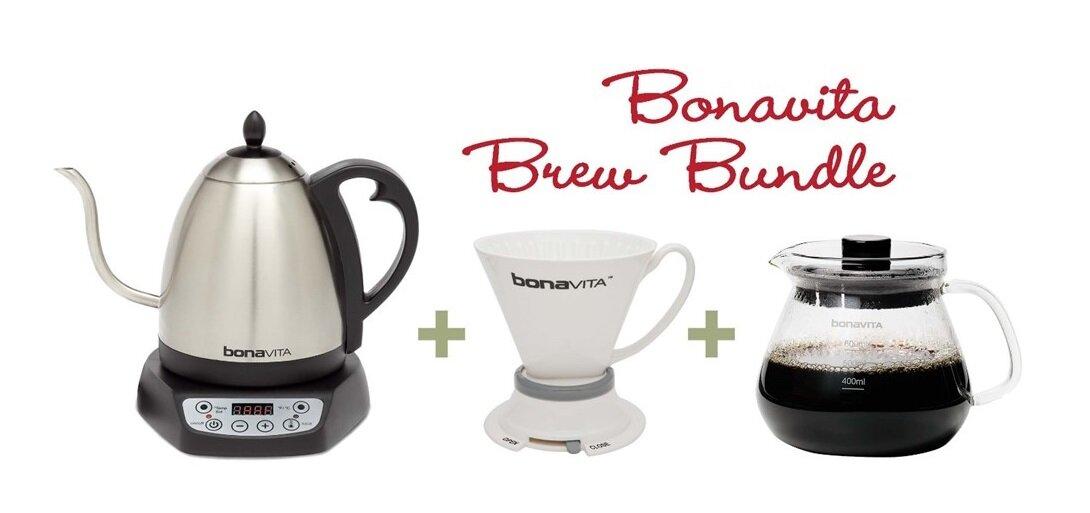 Bonavita Coffee Complete Pour Over Coffee Maker eBay