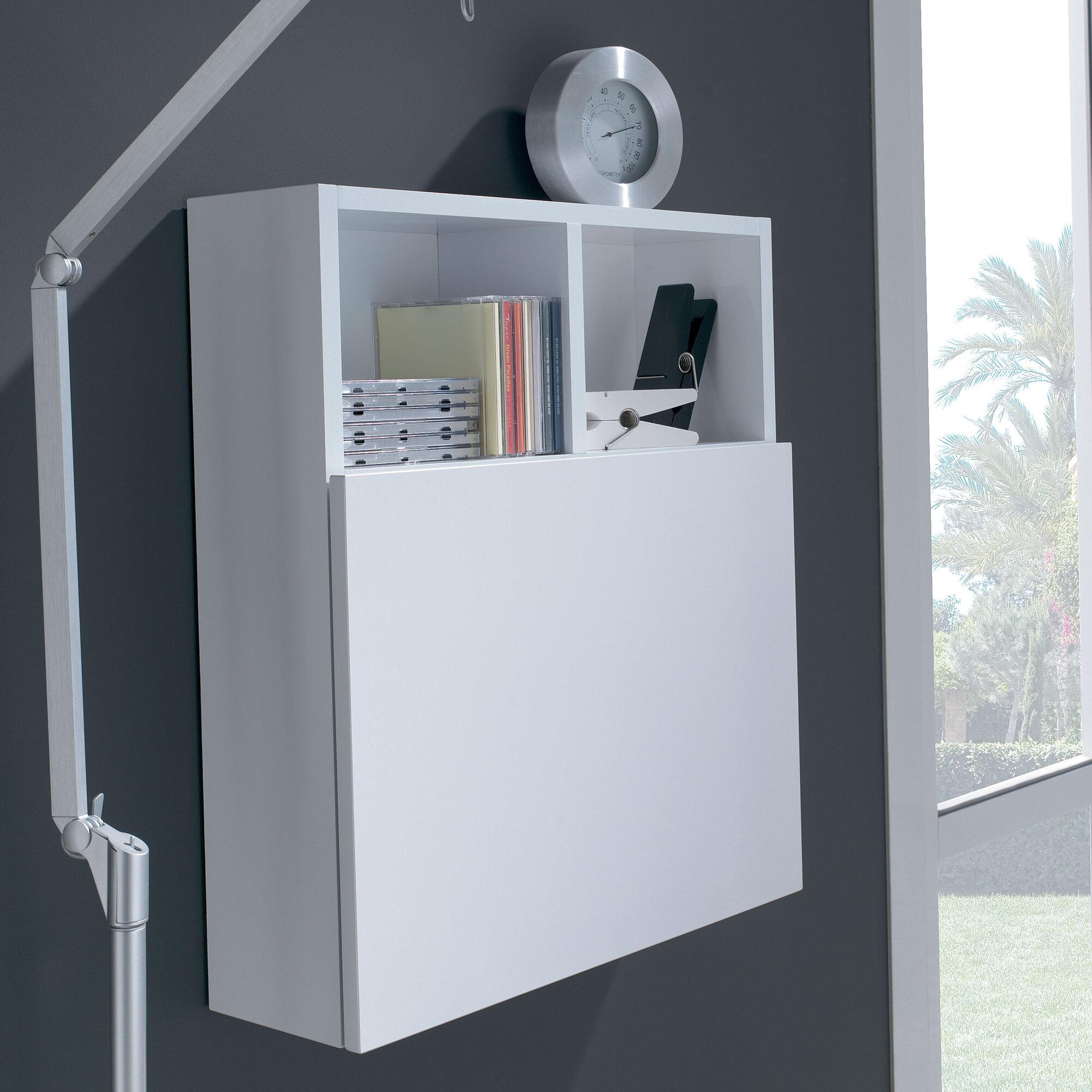 pelayomobles laptop schrank aufh ngbar mit faltt r ebay. Black Bedroom Furniture Sets. Home Design Ideas