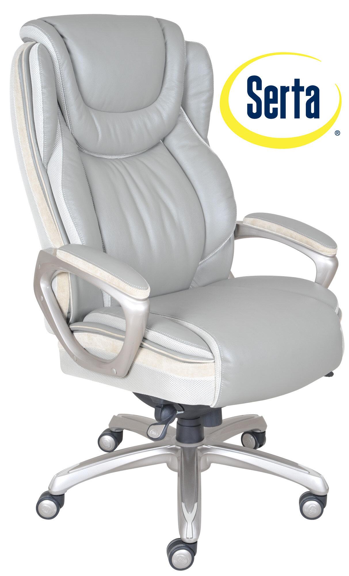 Serenity High Back Executive Office Chair EBay