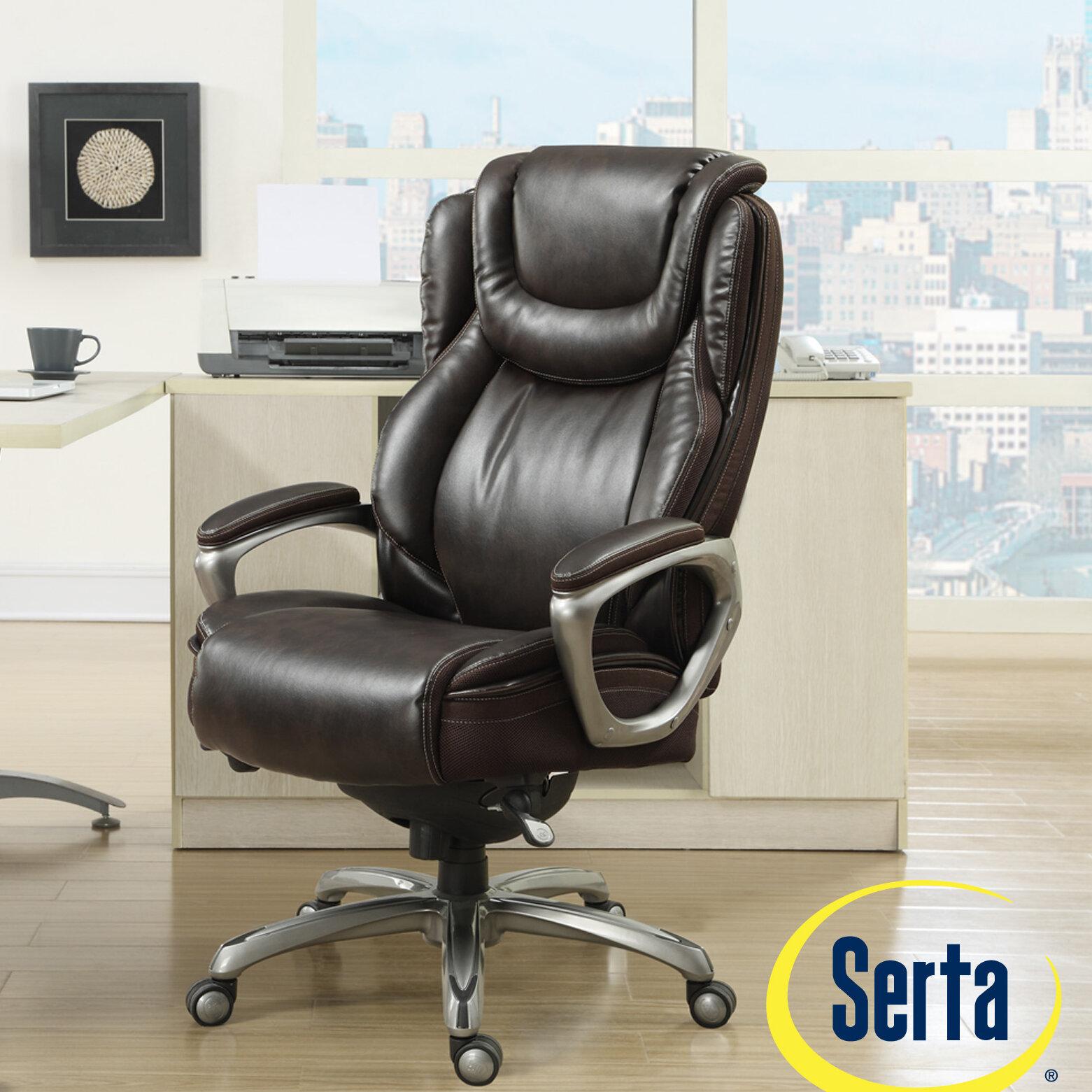 Harmony High Back Executive Office Chair EBay