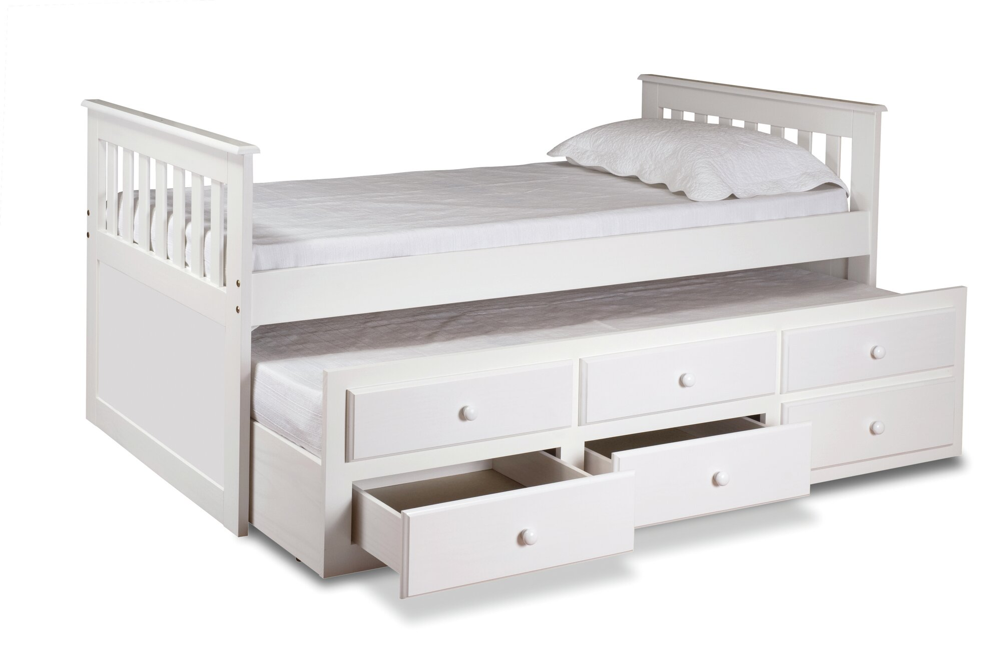 Just Cabinets Furniture And More Home Basics Captains Bed