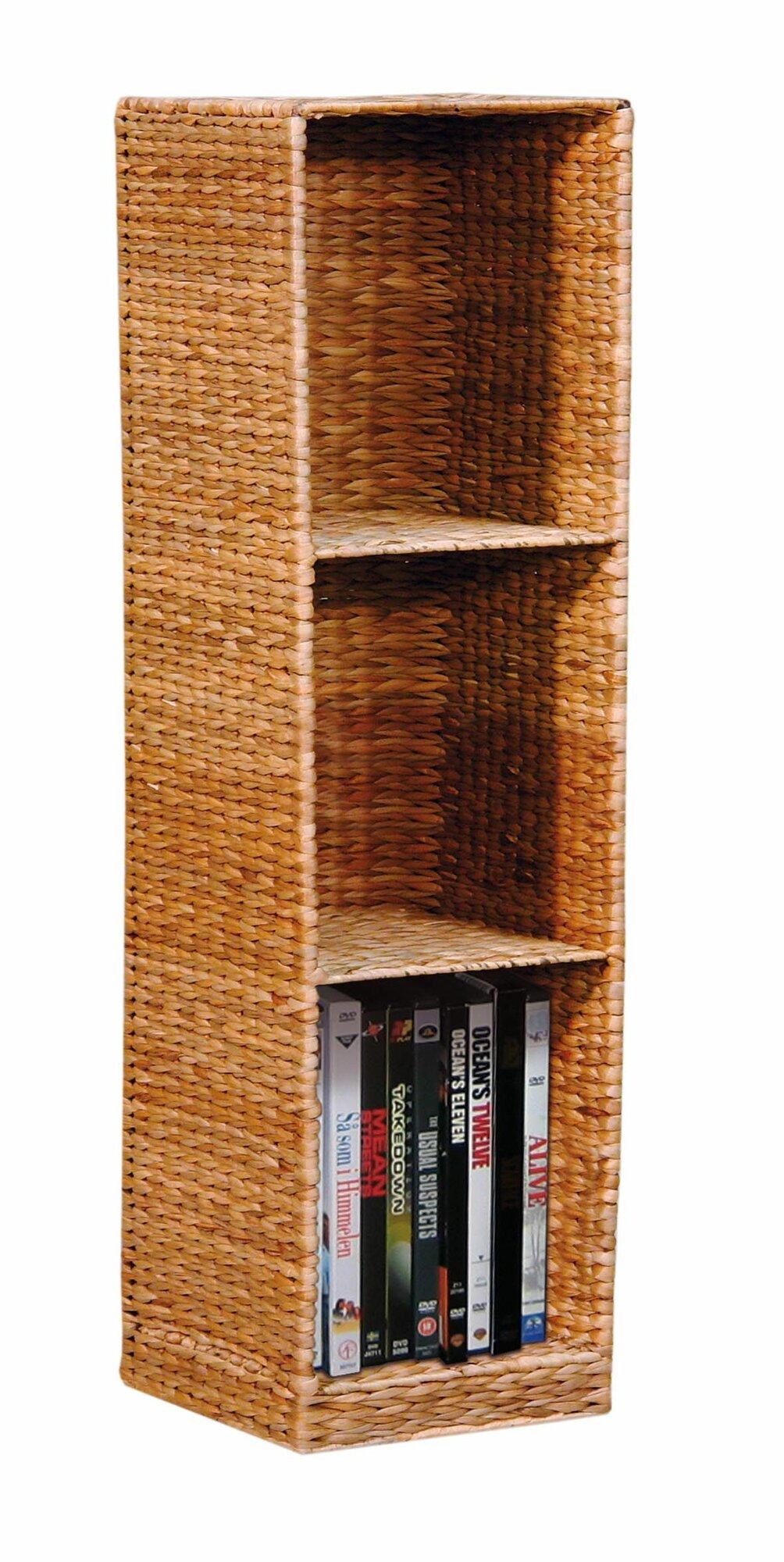 hansen rattan cd dvd regal geilenkirchen germany. Black Bedroom Furniture Sets. Home Design Ideas