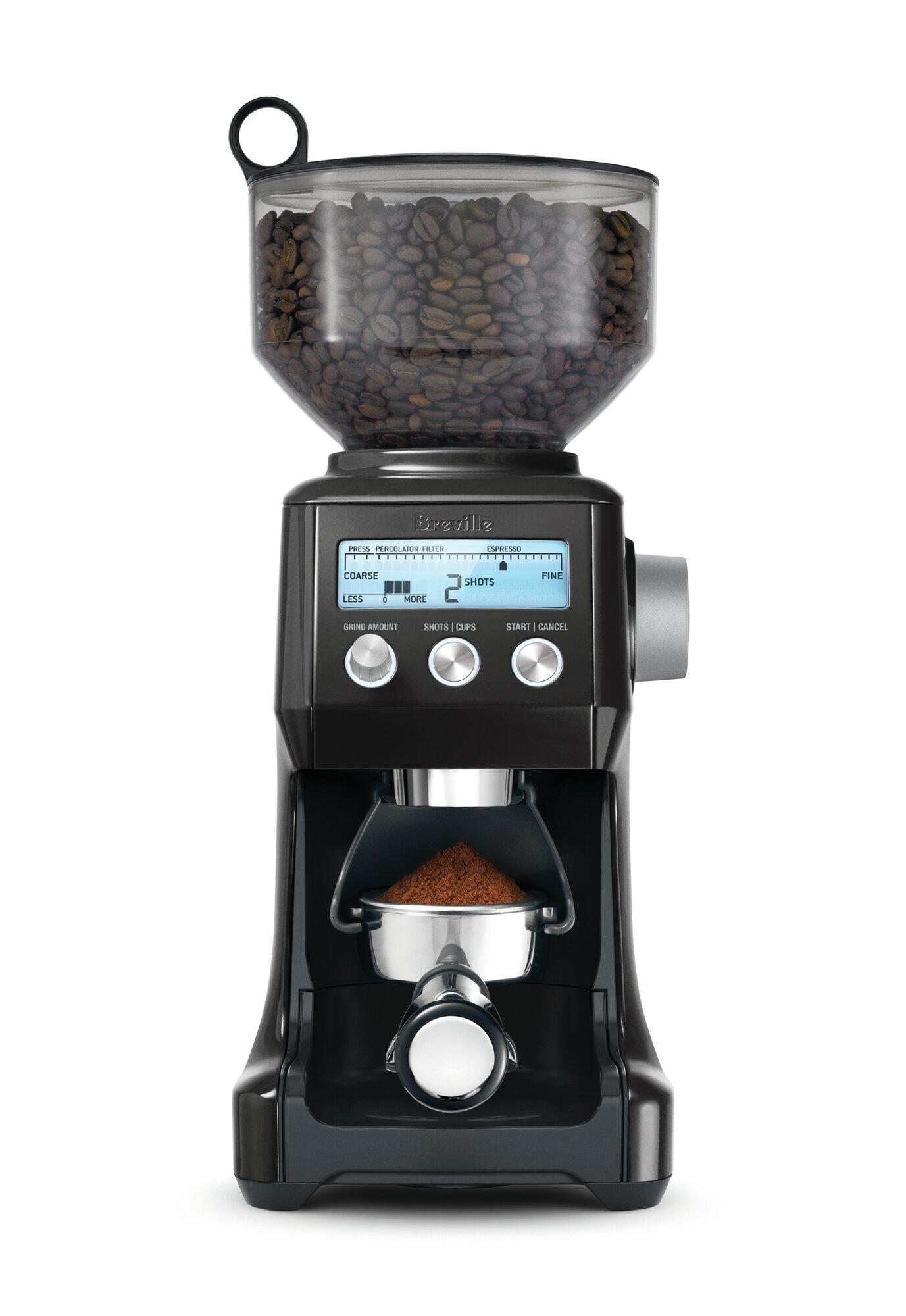 Breville Smart Grinder Die Cast Conical Electric Burr Coffee Grinder eBay