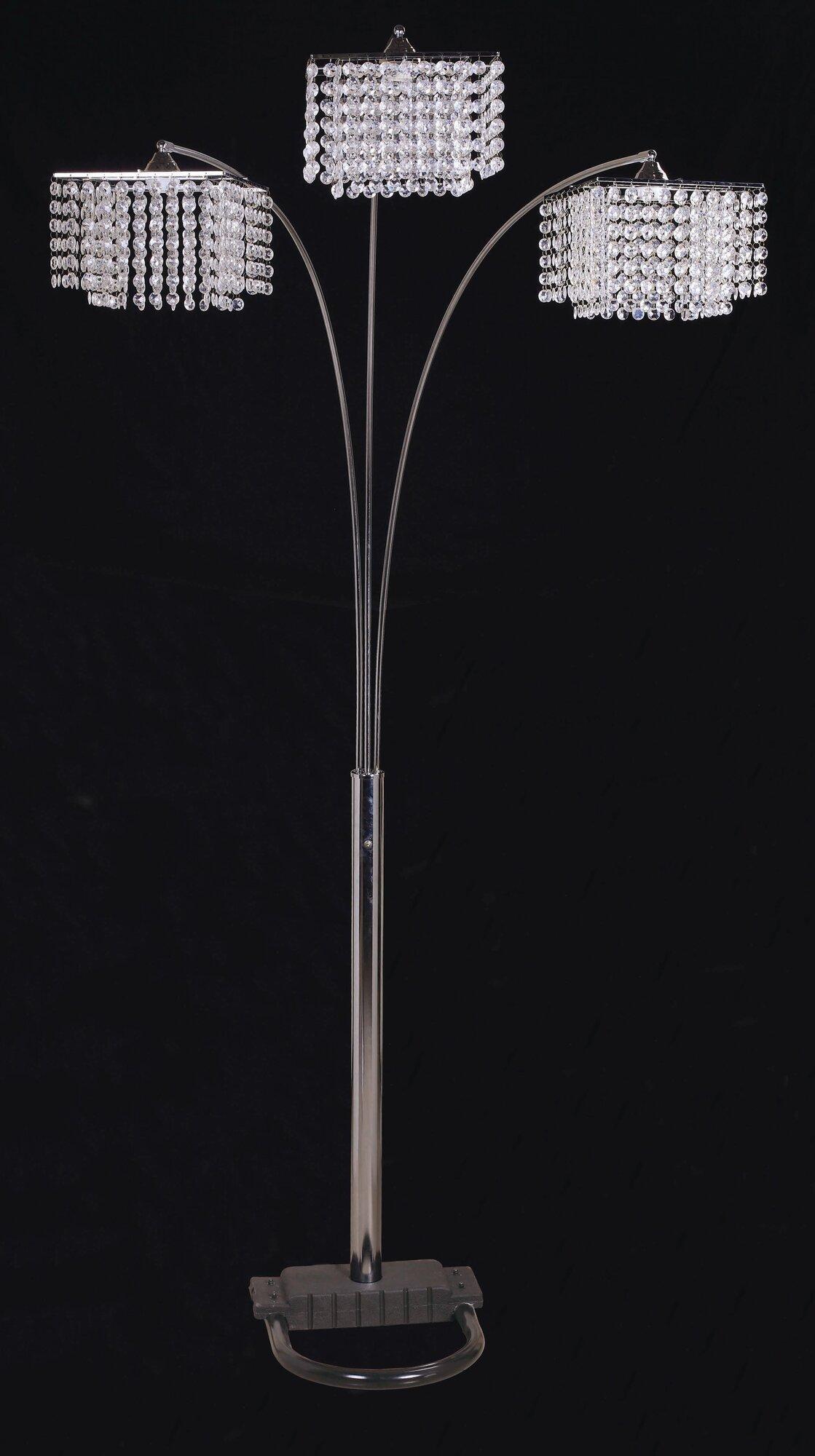 ore furniture arch floor lamp ebay. Black Bedroom Furniture Sets. Home Design Ideas