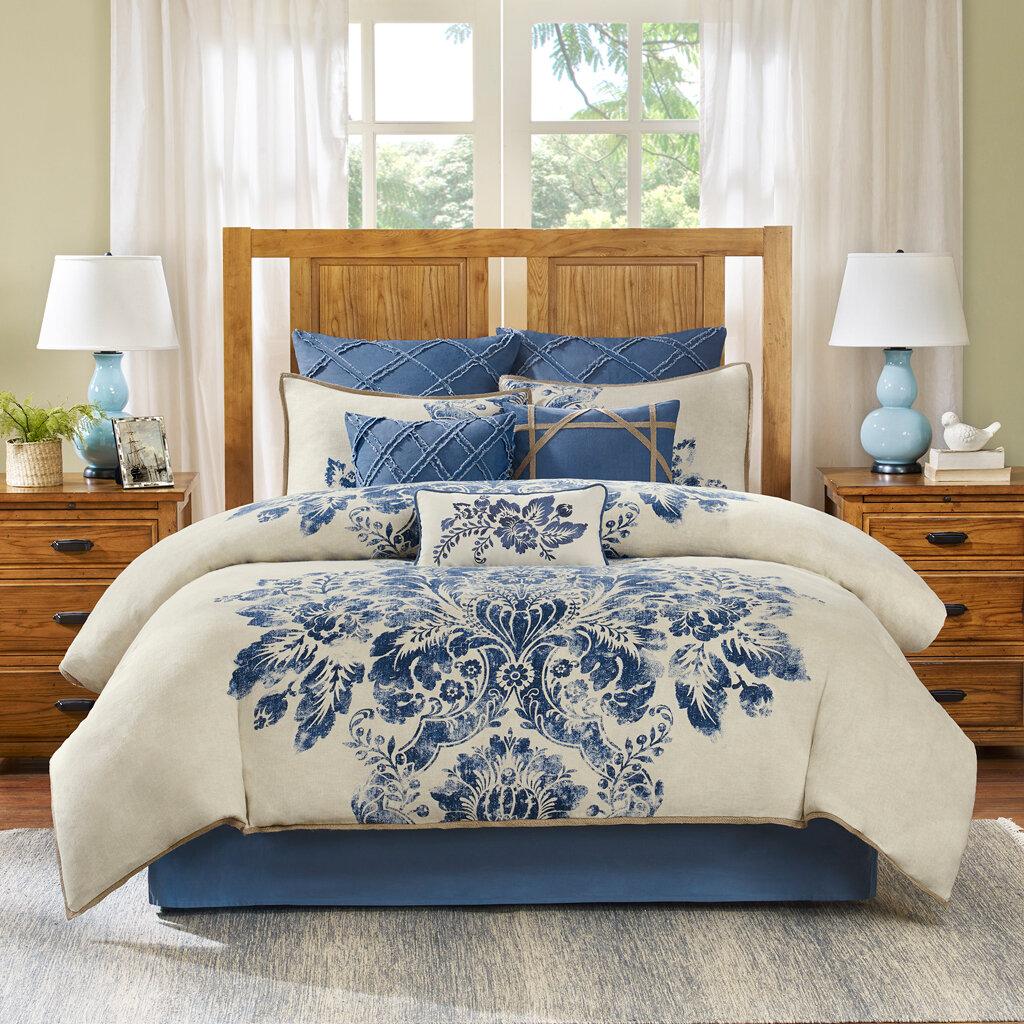 Harbor House St Tropez 4 Piece Comforter Set Ebay