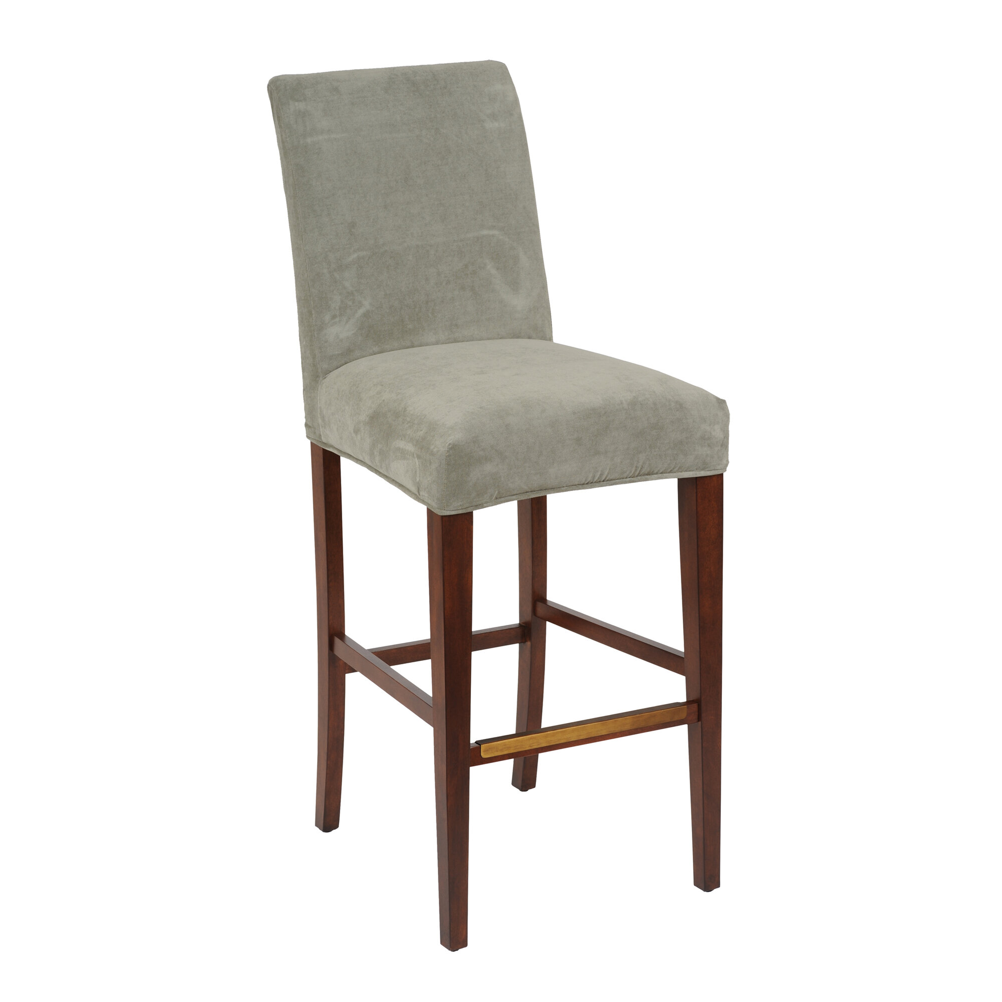 Bailey Street Couture Covers Bar Stool Slipcover