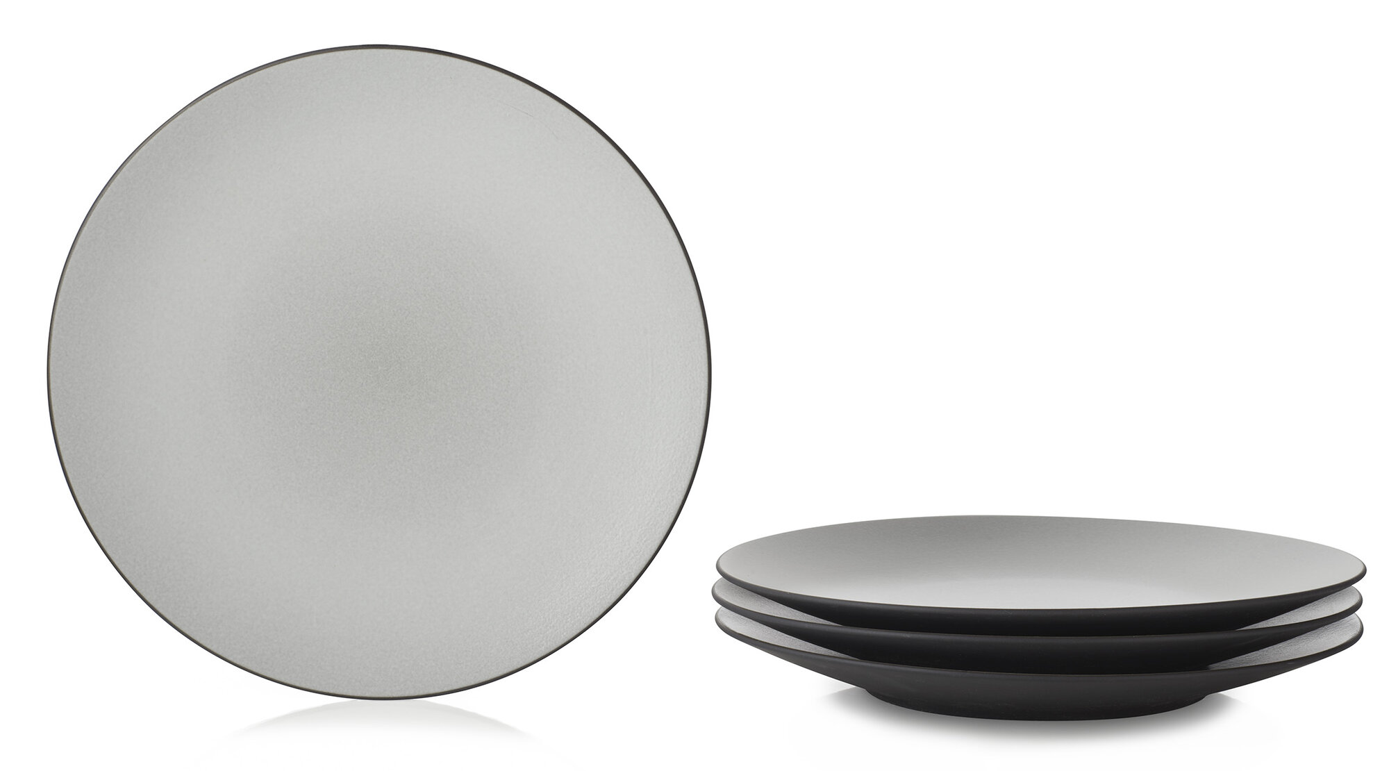 Revol Equinoxe 11 Dinner Plate Set Of 4 EBay