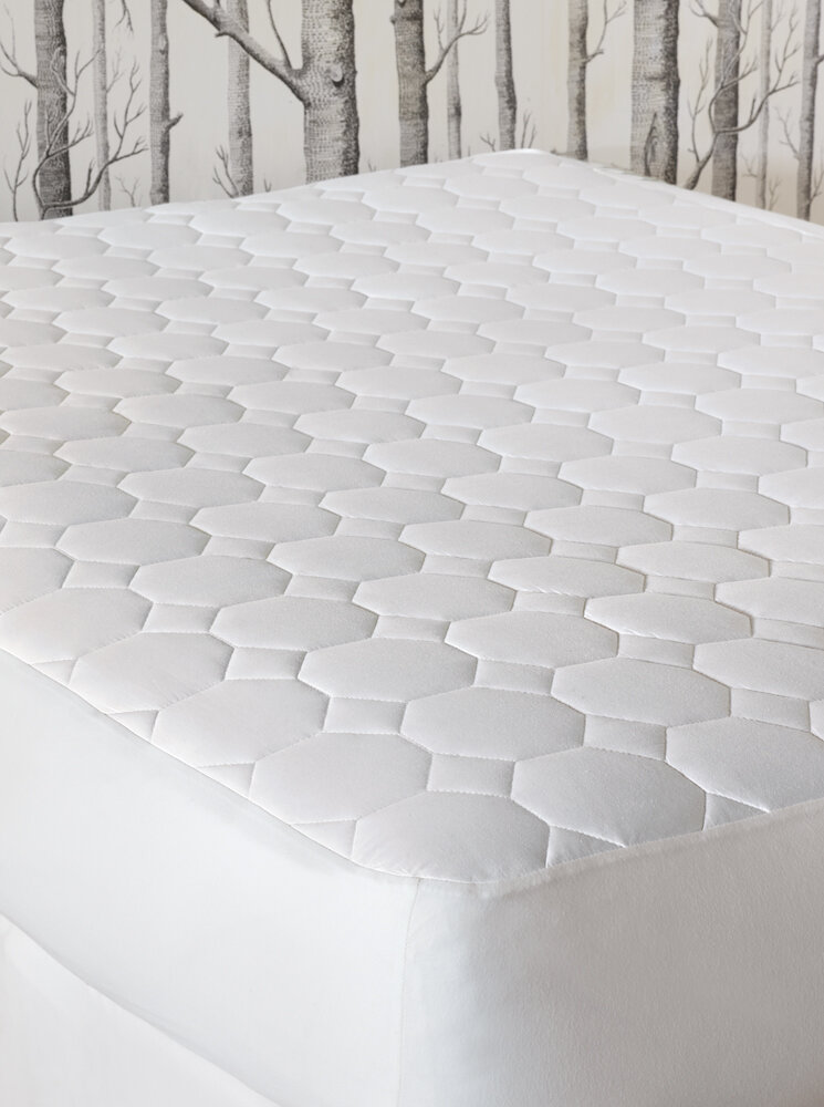 Eastern Accents Tenor Cotton Mattress Pad Size: Queen