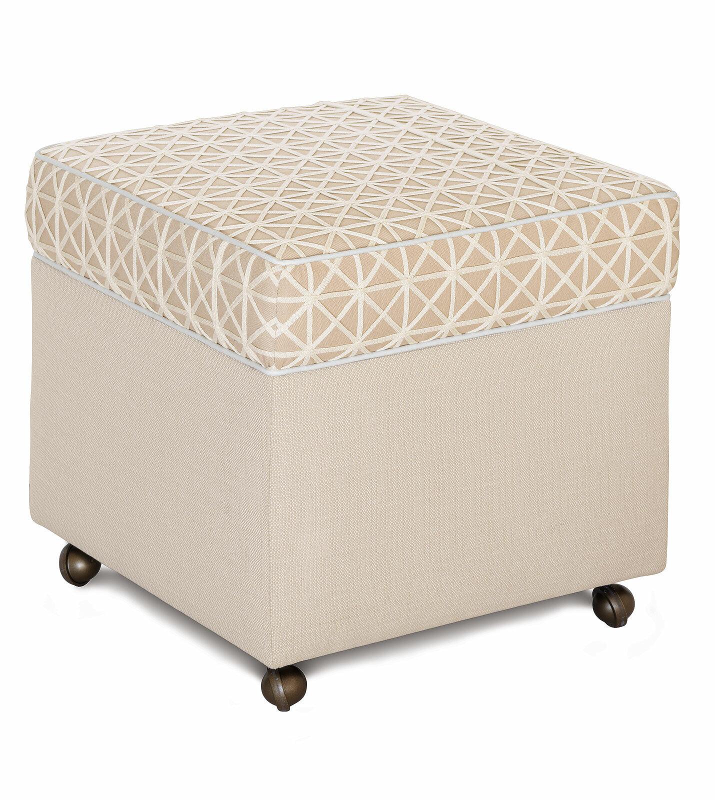 Eastern Accents Stelling Alchemilla Sand Storage Box Ottoman