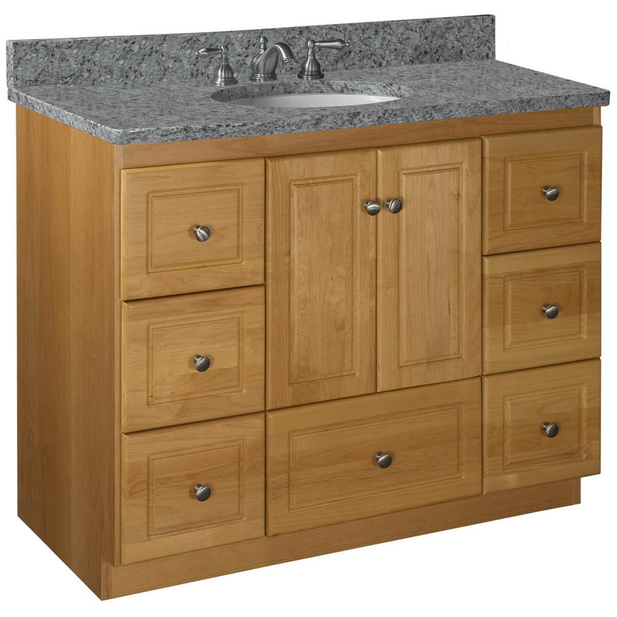 Strasser Woodenworks Simplicity 42 Single Cabinet