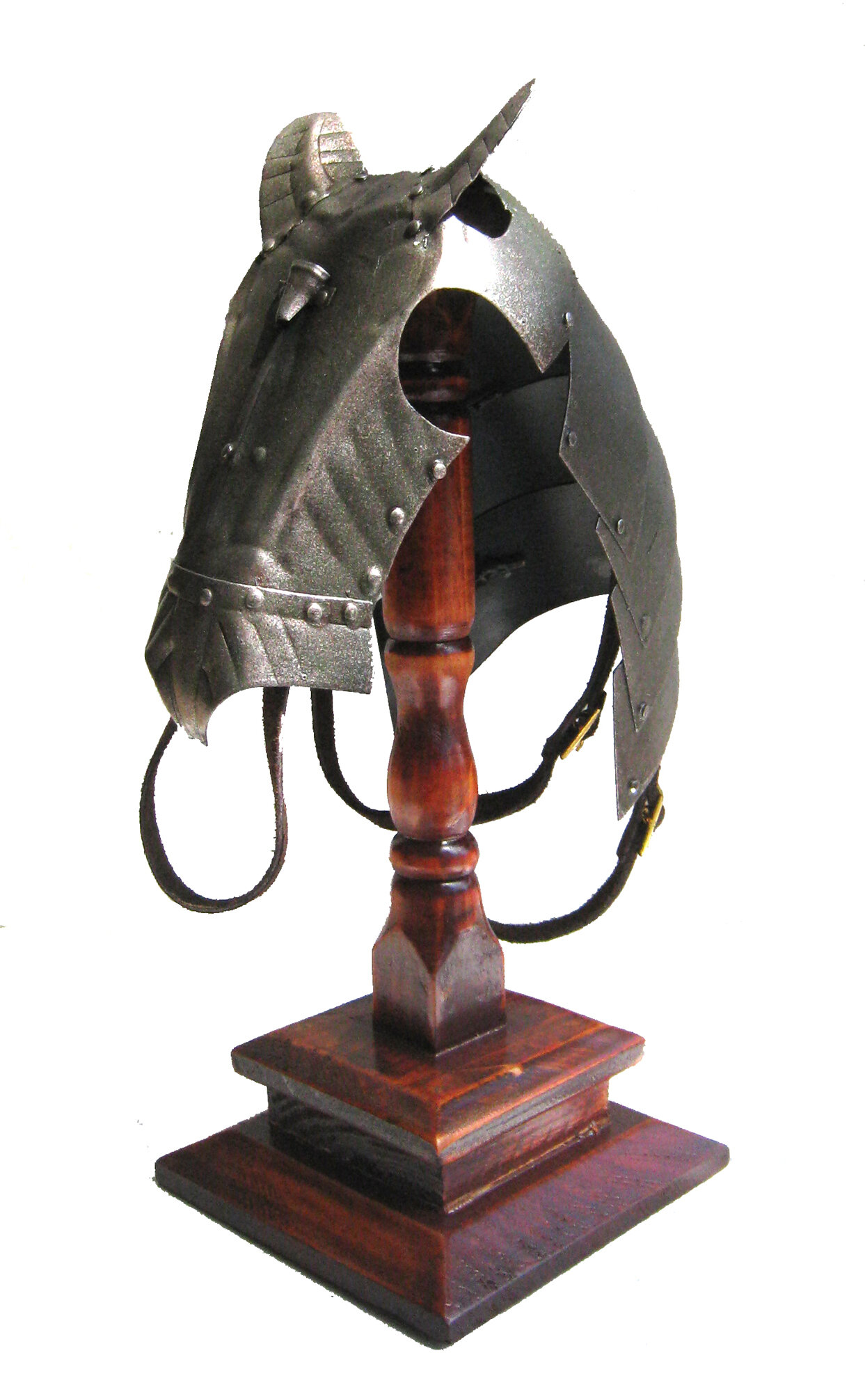Small horse armour d cor ebay for Armor decoration