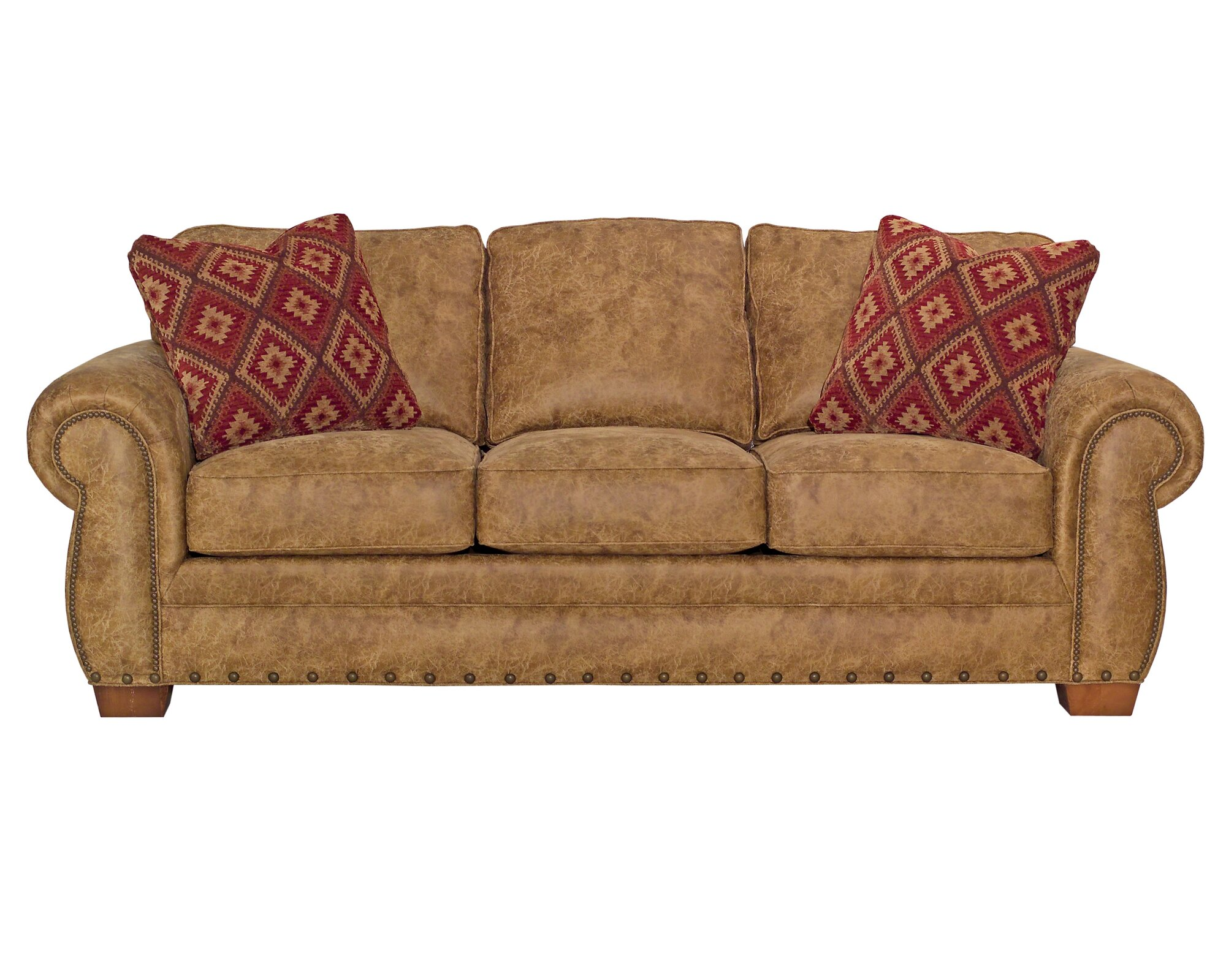 Broyhill cambridge sofa ebay for Broyhill chaise lounge cushions