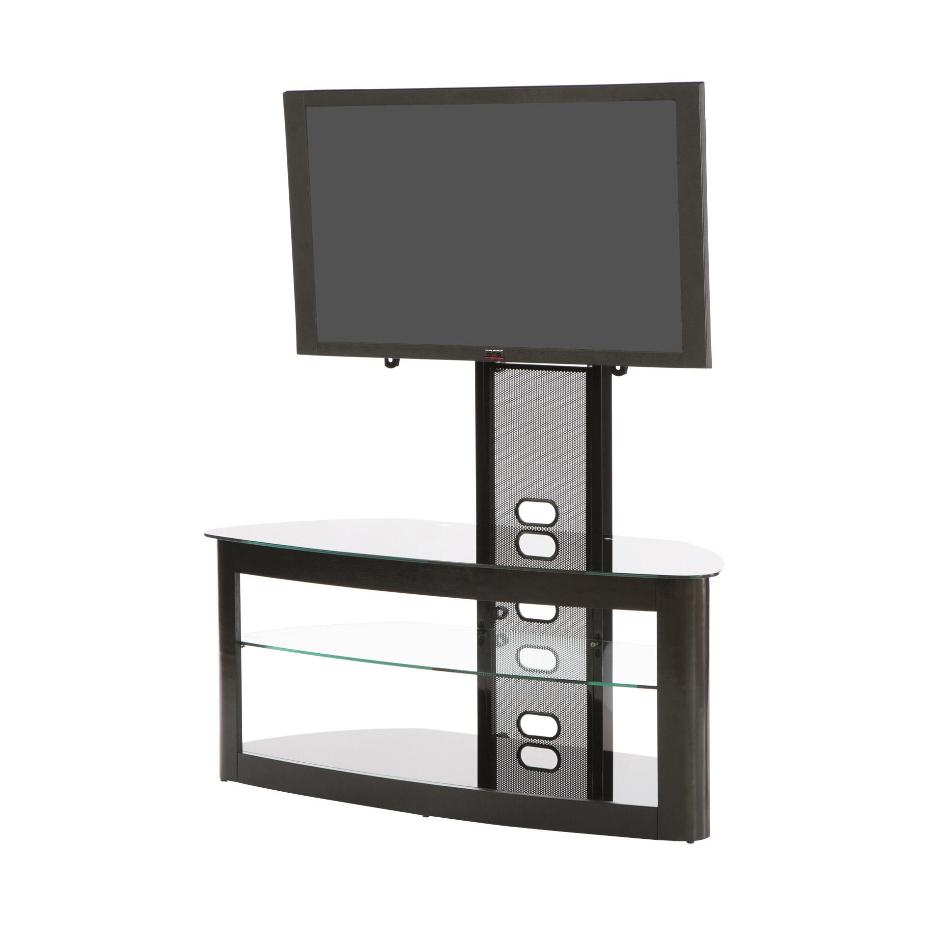 Flat Tv Stand Designs : Hokku designs quot flat panel tv stand ebay