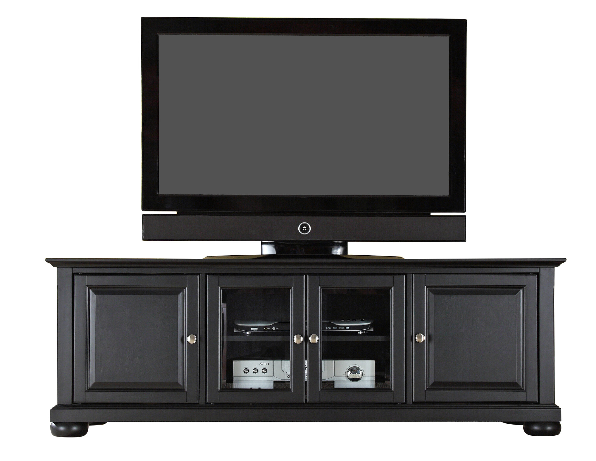 Hokku Designs 60 Low Profile Tv Stand
