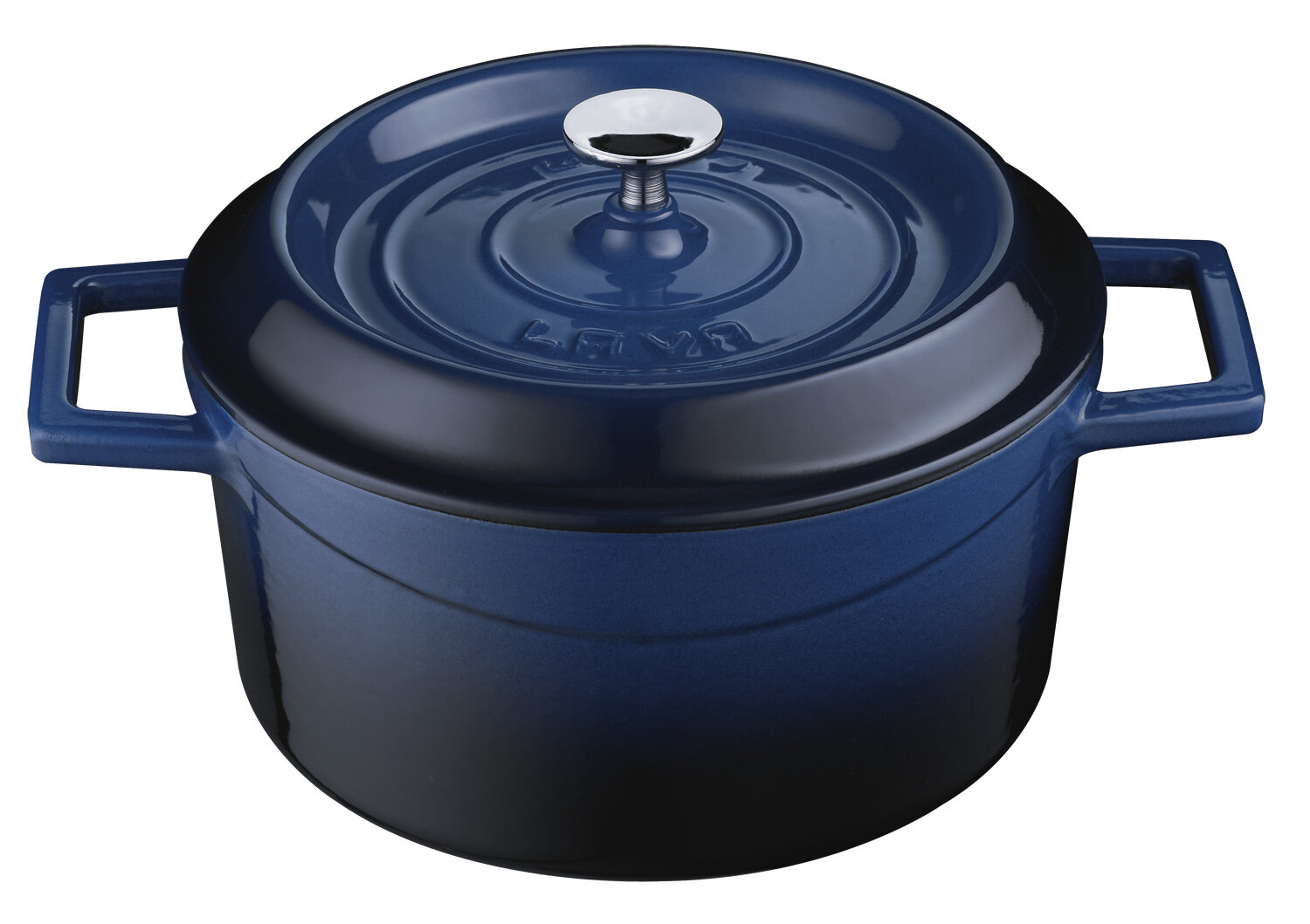 lava cookware signature enameled cast iron dutch oven ebay. Black Bedroom Furniture Sets. Home Design Ideas