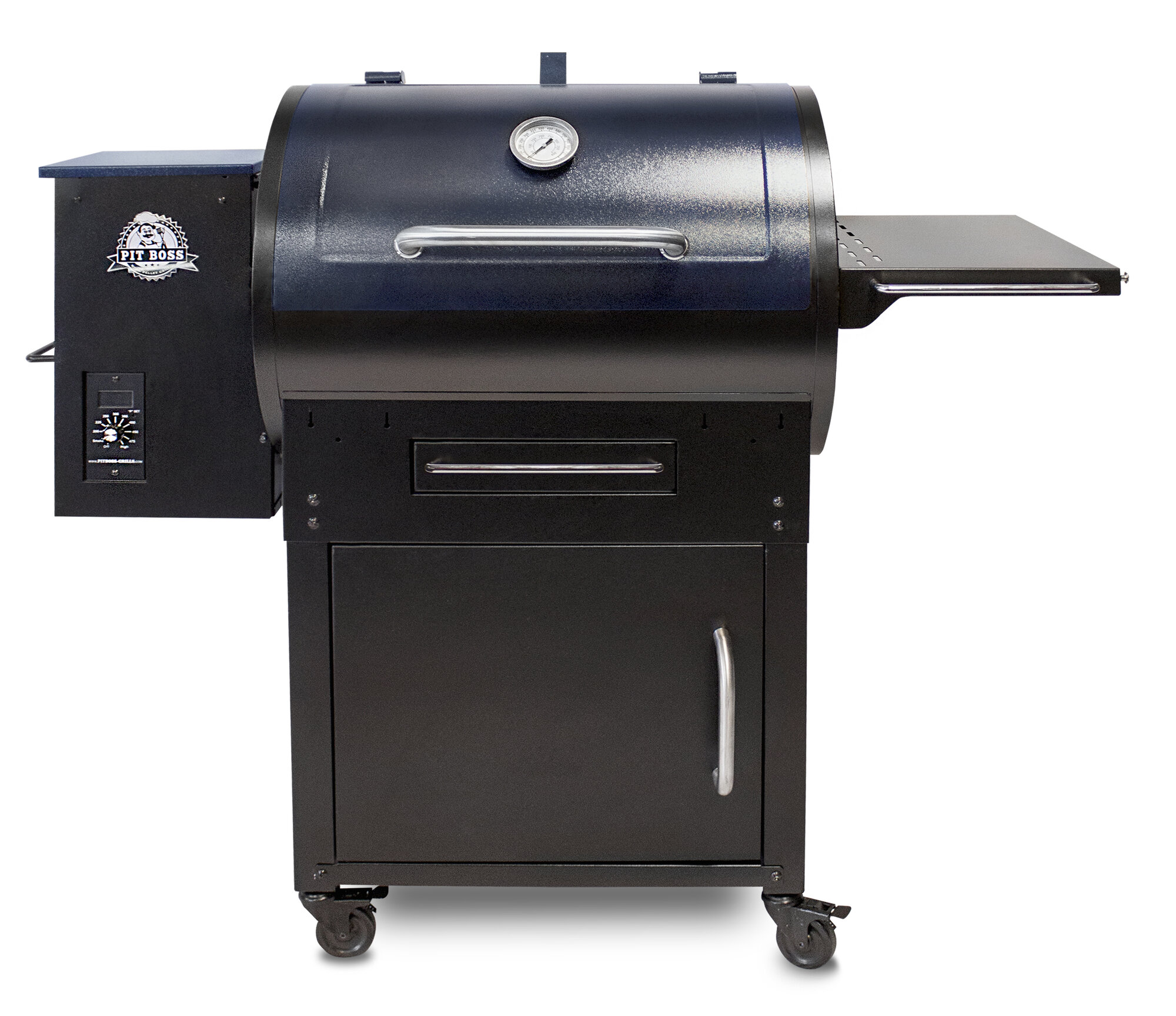 Pit boss pit boss 700sc wood pellet grill with smoker ebay - Pellet grills and smokers ...