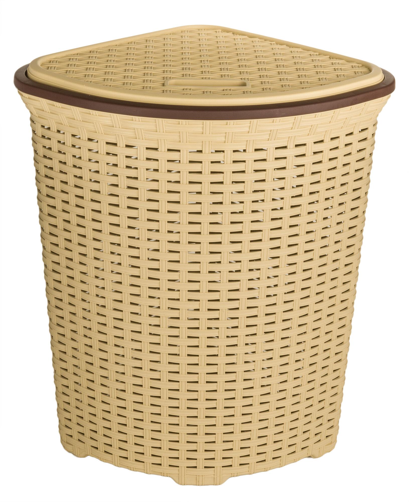 Superior performance superio brand wicker laundry hamper ebay - Cane laundry hamper ...