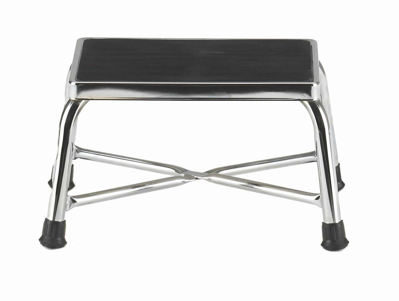 Intensa 1 Step Steel Step Stool With 500 Lb Load Capacity