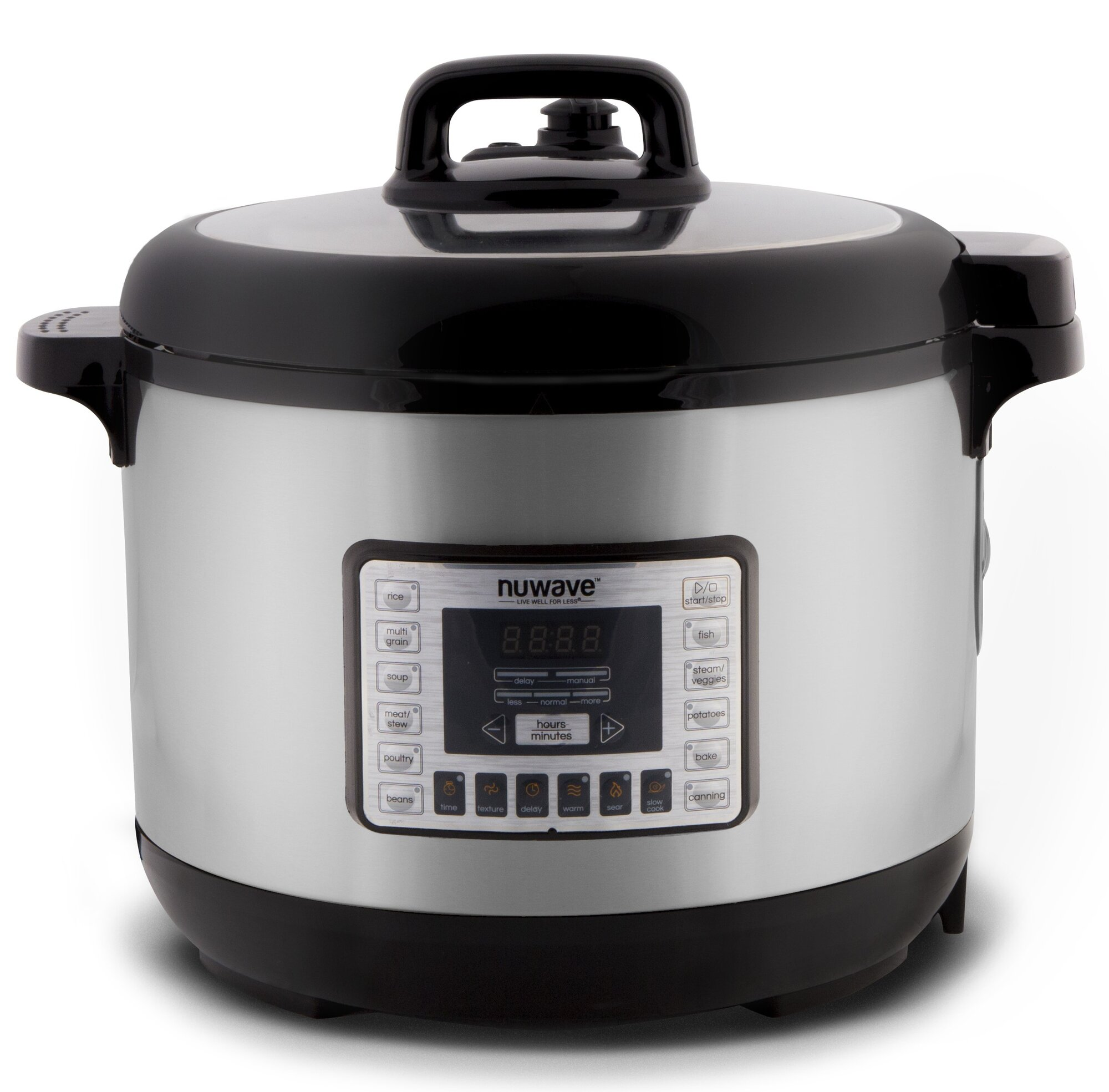 Electric Pressure Cooker For Canning ~ Nuwave electric pressure cooker ebay