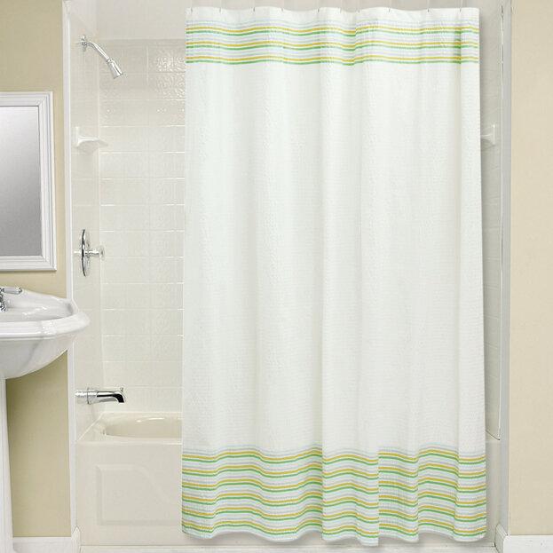 Bacova shower curtain
