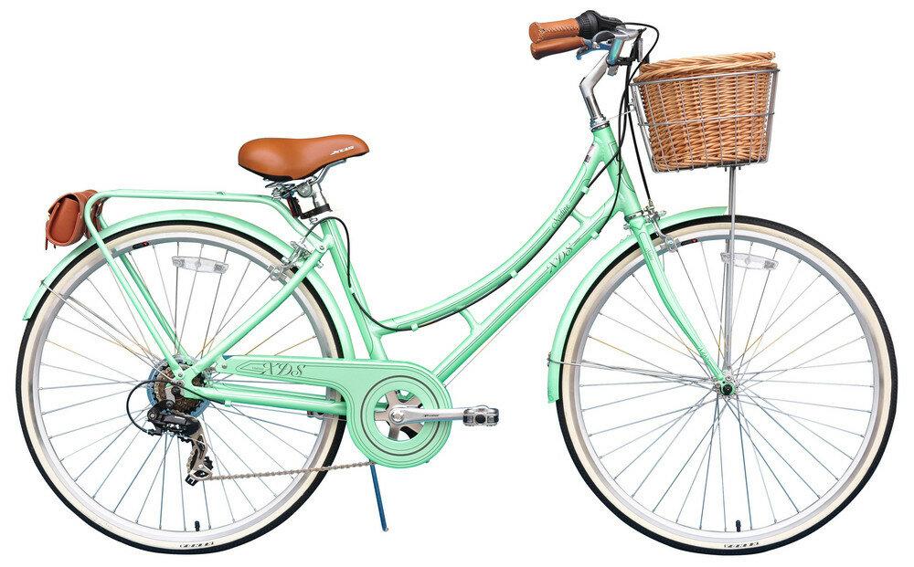 Xds Bikes Co Women S Nadine 7 Speed Cruiser Bike Pearl