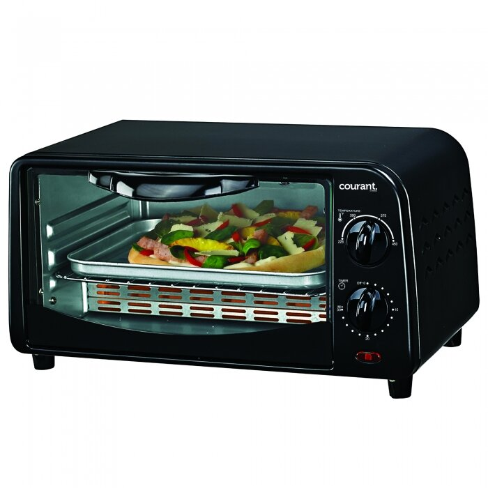 Countertop Toaster Oven : Details about Courant Countertop Toaster Oven