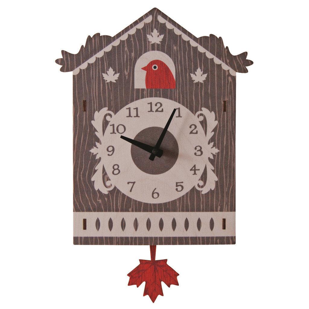Modern moose cuckoo pendulum wall clock ebay - Cuckoo pendulum wall clock ...