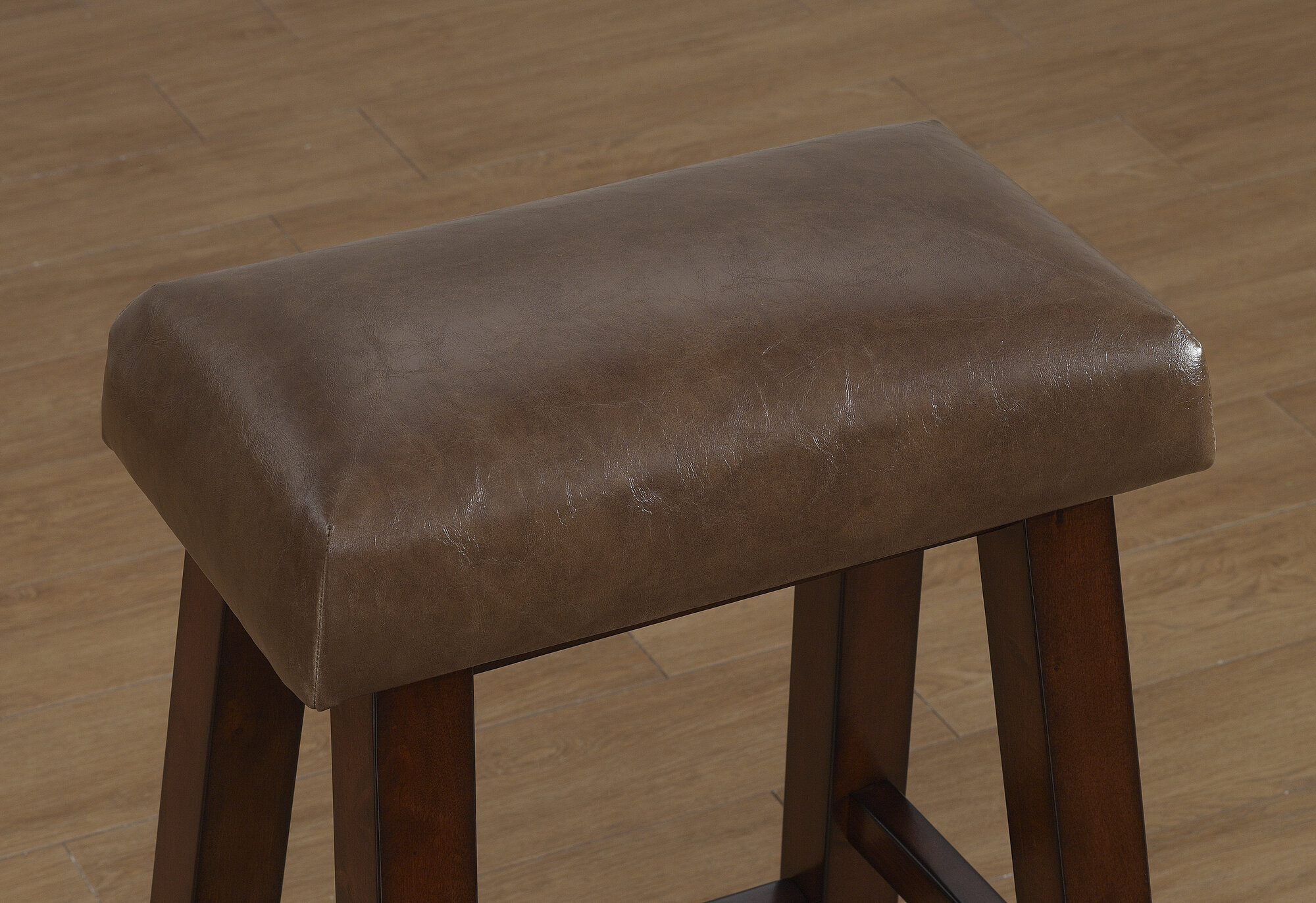American Heritage Saddle 30quot Bar Stool with Cushion : 1 from ebay.com size 2000 x 1372 jpeg 435kB