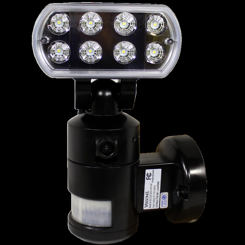 Nightwatcher led security motion recording light with wifi 2 dummy picture 2 of 3 aloadofball Choice Image