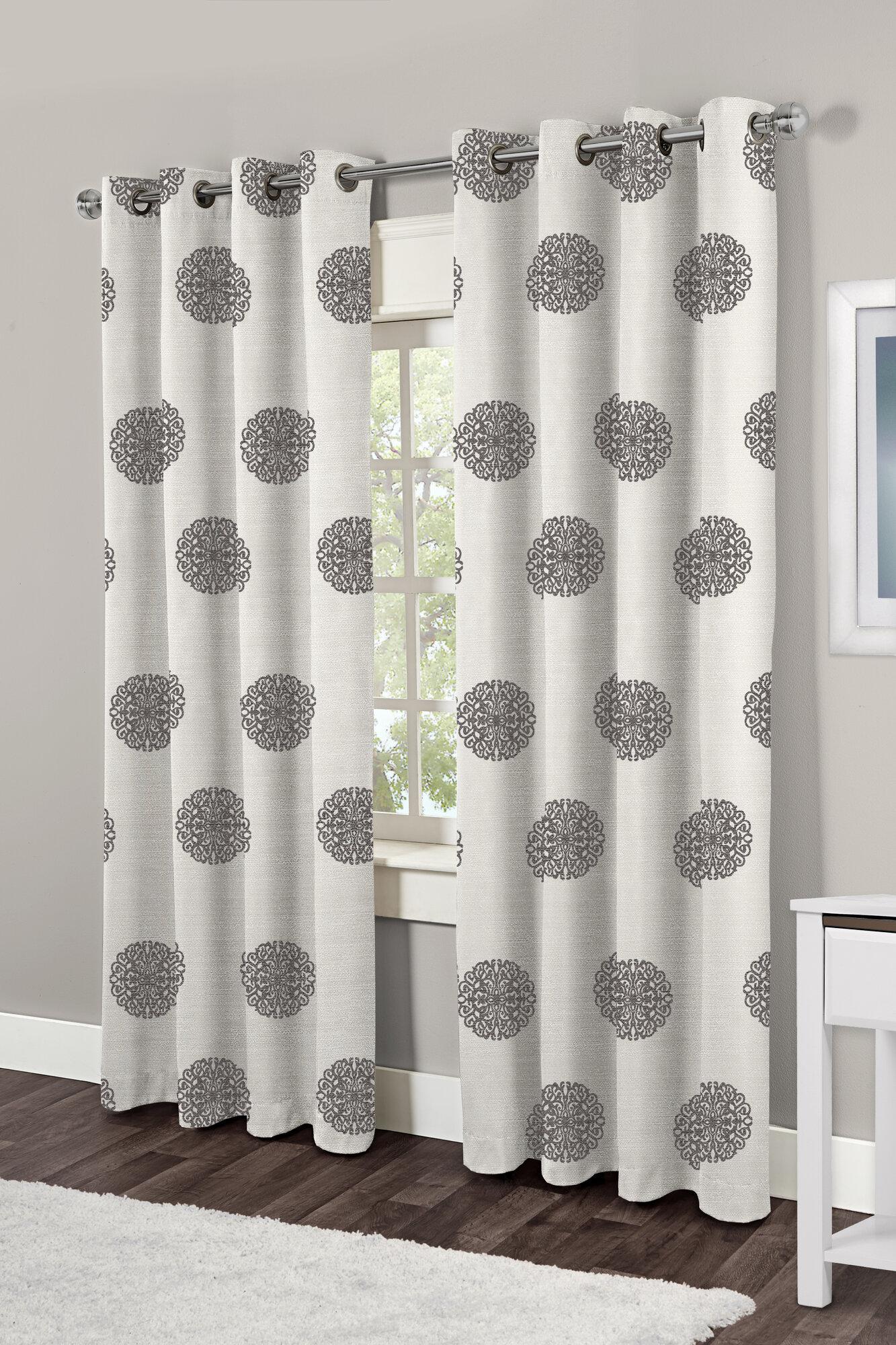 Amalgamated Textiles USA Sedgewick Curtain Panels Set Of 2