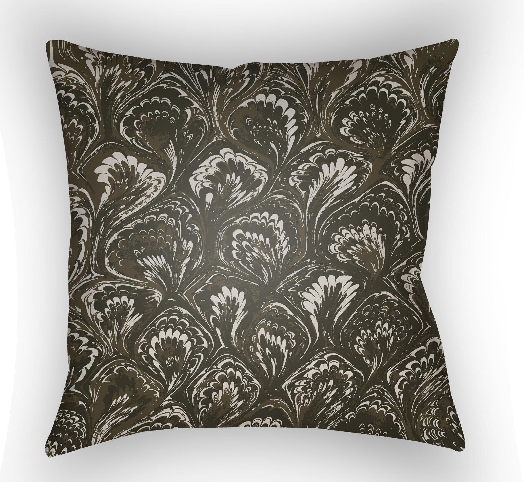 Surya Textures Throw Pillow
