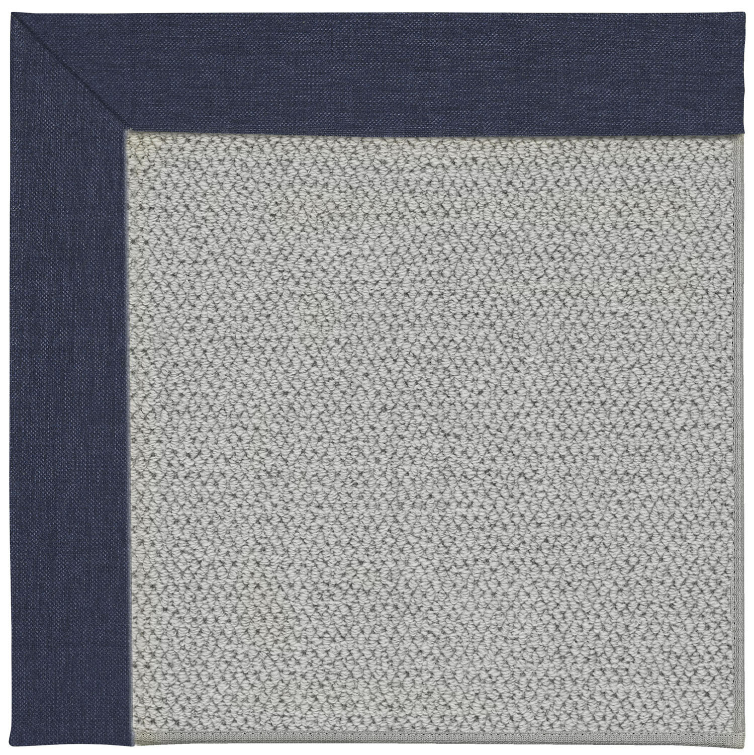 Capel Rugs Inspirit Silver Machine Tufted Navy Gray Area