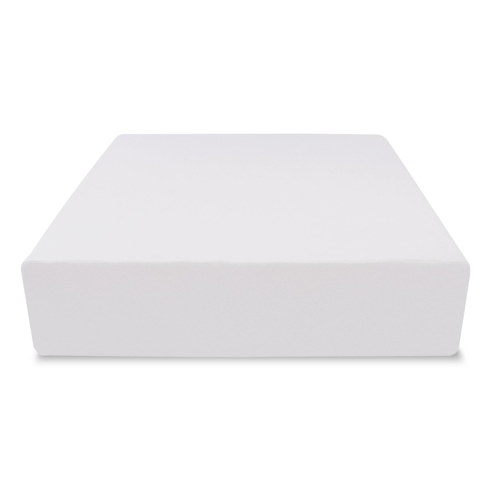 Serenia Sleep 14 Medium Firm Gel Memory Foam Mattress Ebay