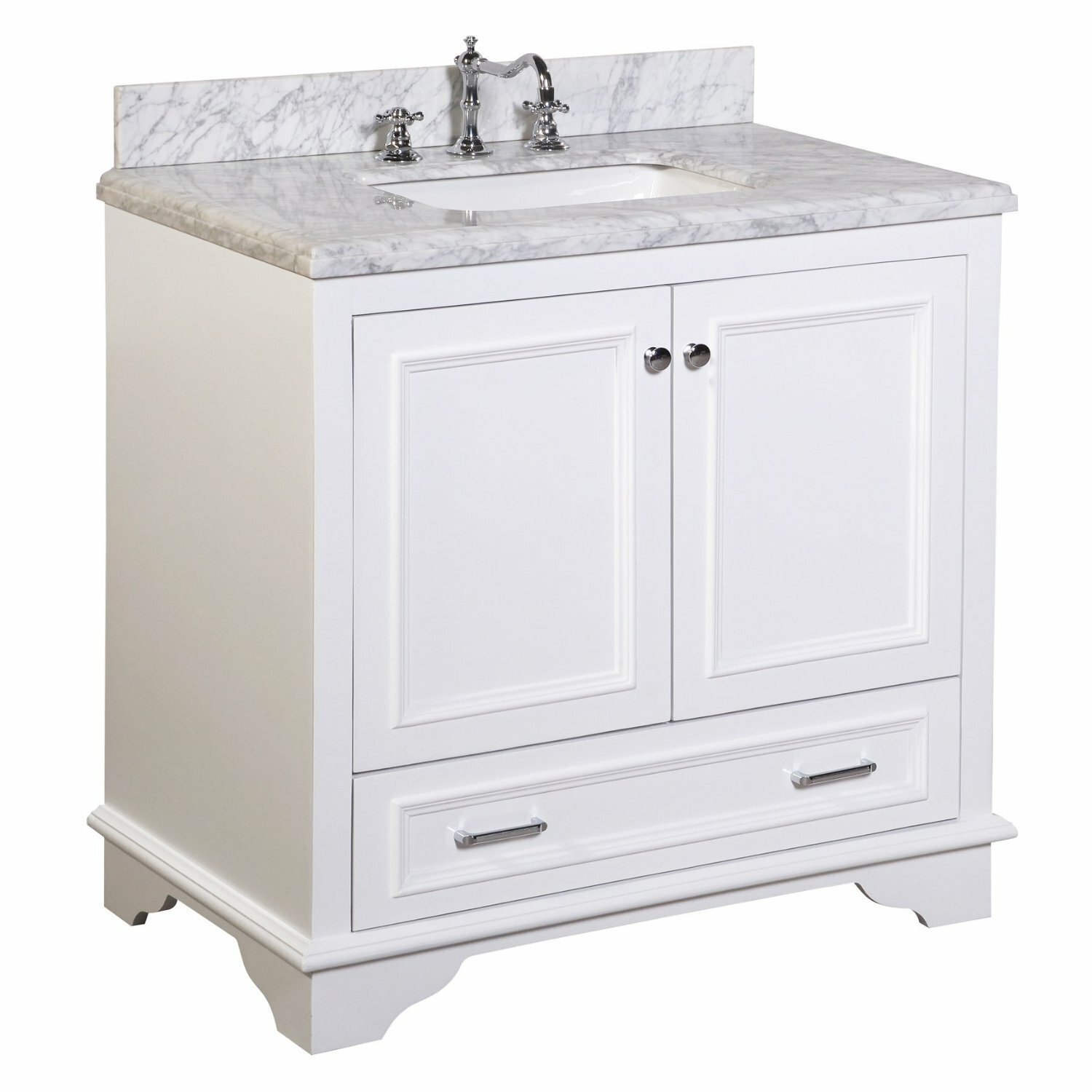 kitchen bath collection nantucket 36 single bathroom vanity set