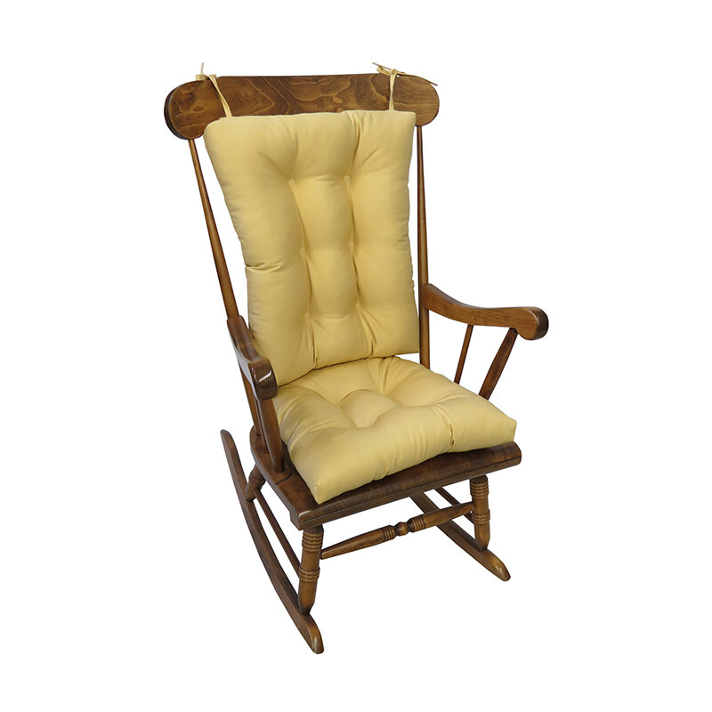 Klear Vu Twill Rocking Chair Cushion EBay