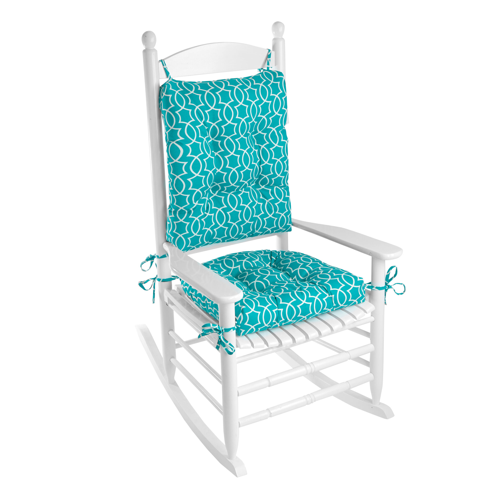 Outdoor Rocking Chair Cushion Sets Inspirations Home