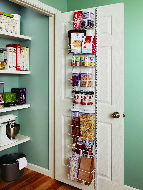 Closetmaid 8 Tier Adjustable Cabinet Door Organizer Ebay