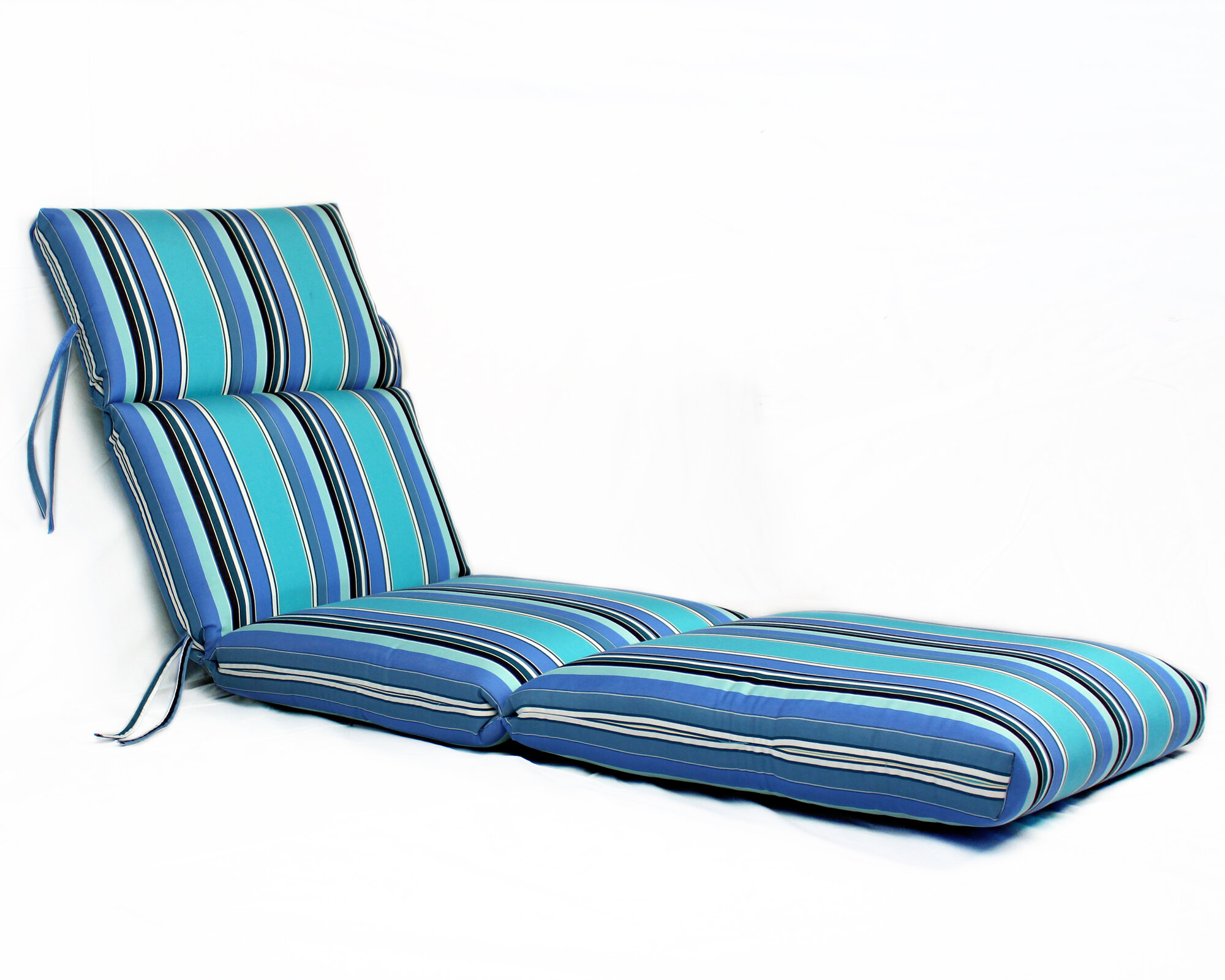Comfort clas outdoor sunbrella chaise lounge cushion ebay for Chaise longue cushions
