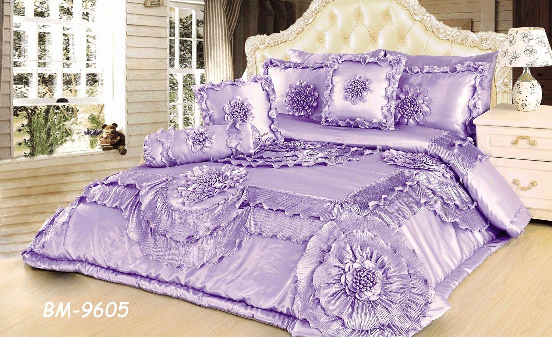 Tache Home Fashion 6 Piece Comforter Set Ebay