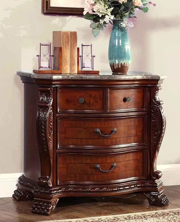 Meridian Furniture Usa Luxor 3 Drawer Bachelor 39 S Chest Ebay
