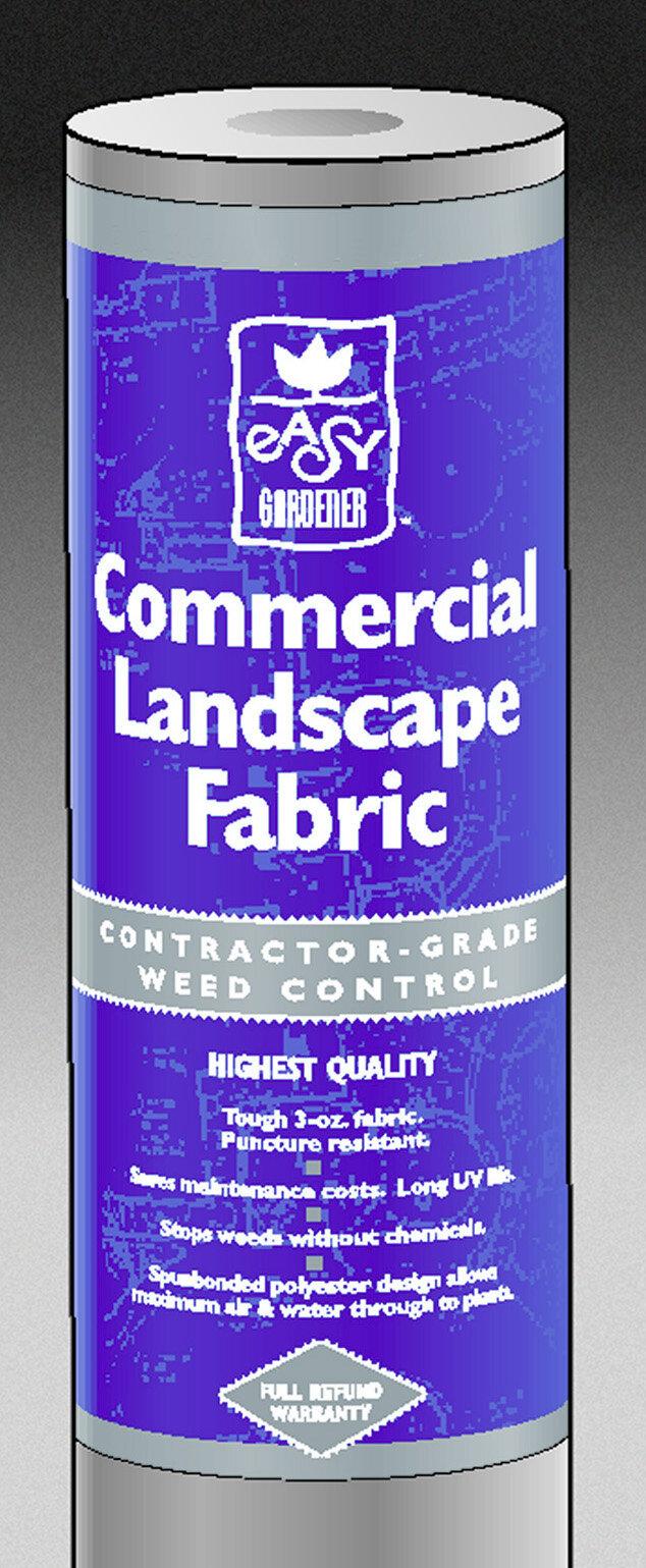 Easy Gardener Weedblock Commercial Landscape Fabric Ebay