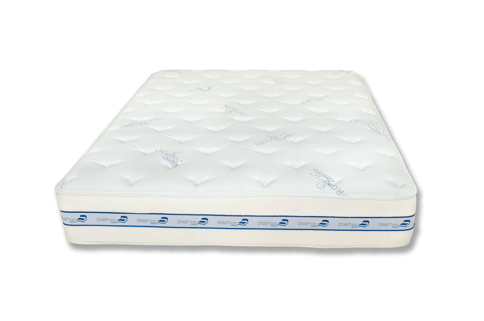 Dreamzzz Mattress 10 Natural Latex And Gel Memory Foam Mattress