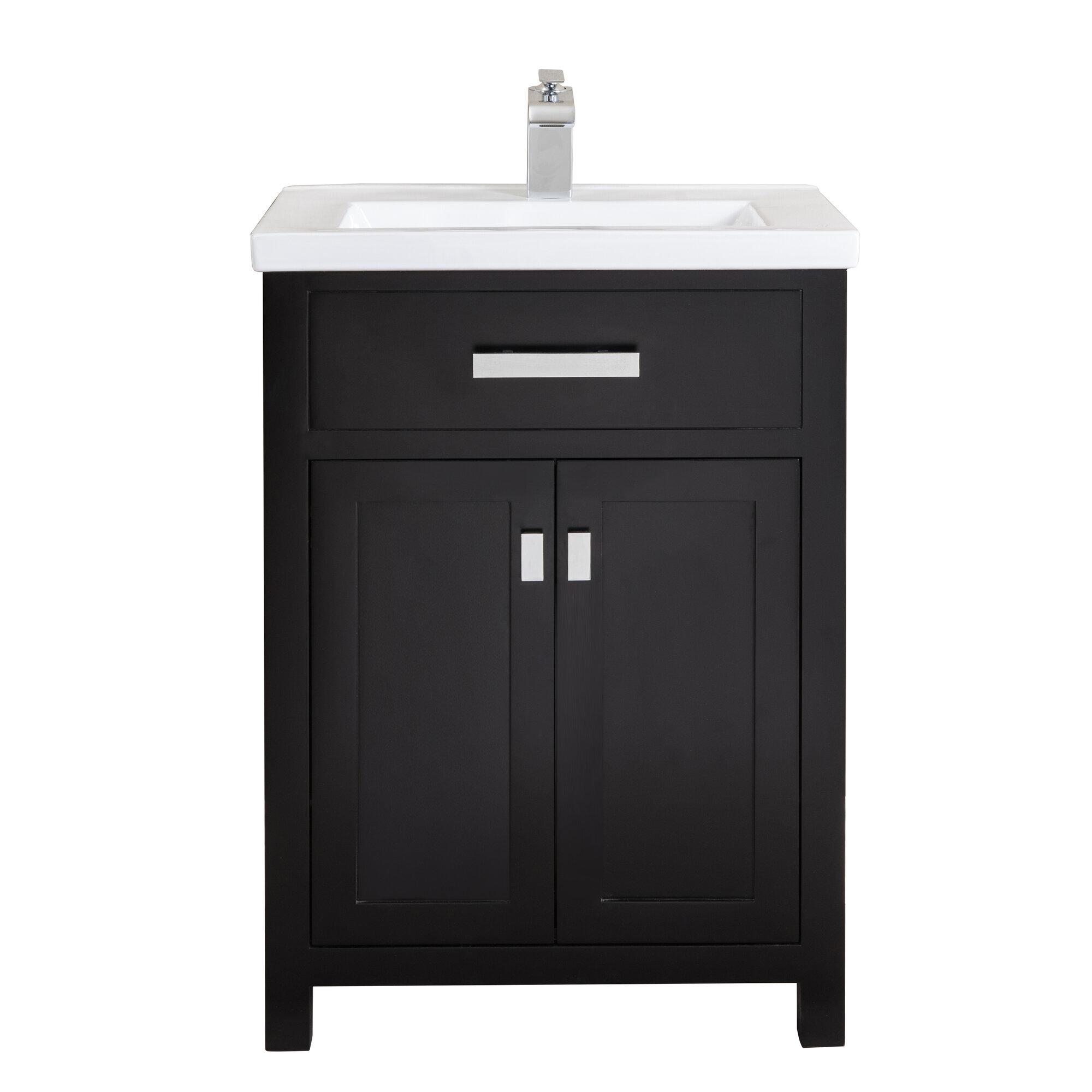 Wrought studio roque 24 single bathroom vanity set ebay wrought studio roque 24 034 single bathroom vanity geotapseo Image collections