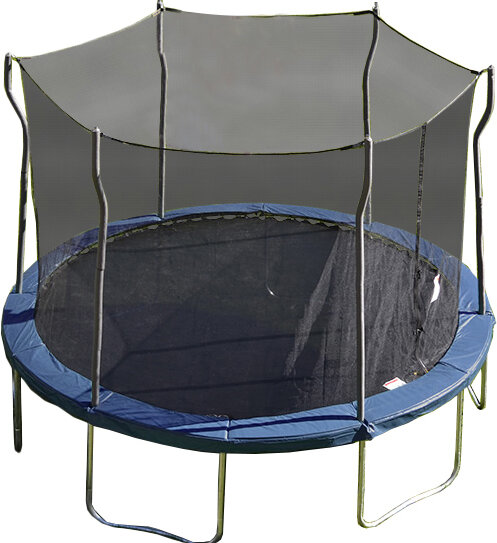Propel Trampolines Kinetic 12' Trampoline And Enclosure Set