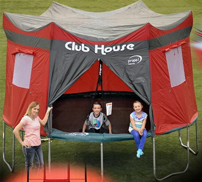 Propel Trampolines 14 Trampoline Club House Cover Ebay