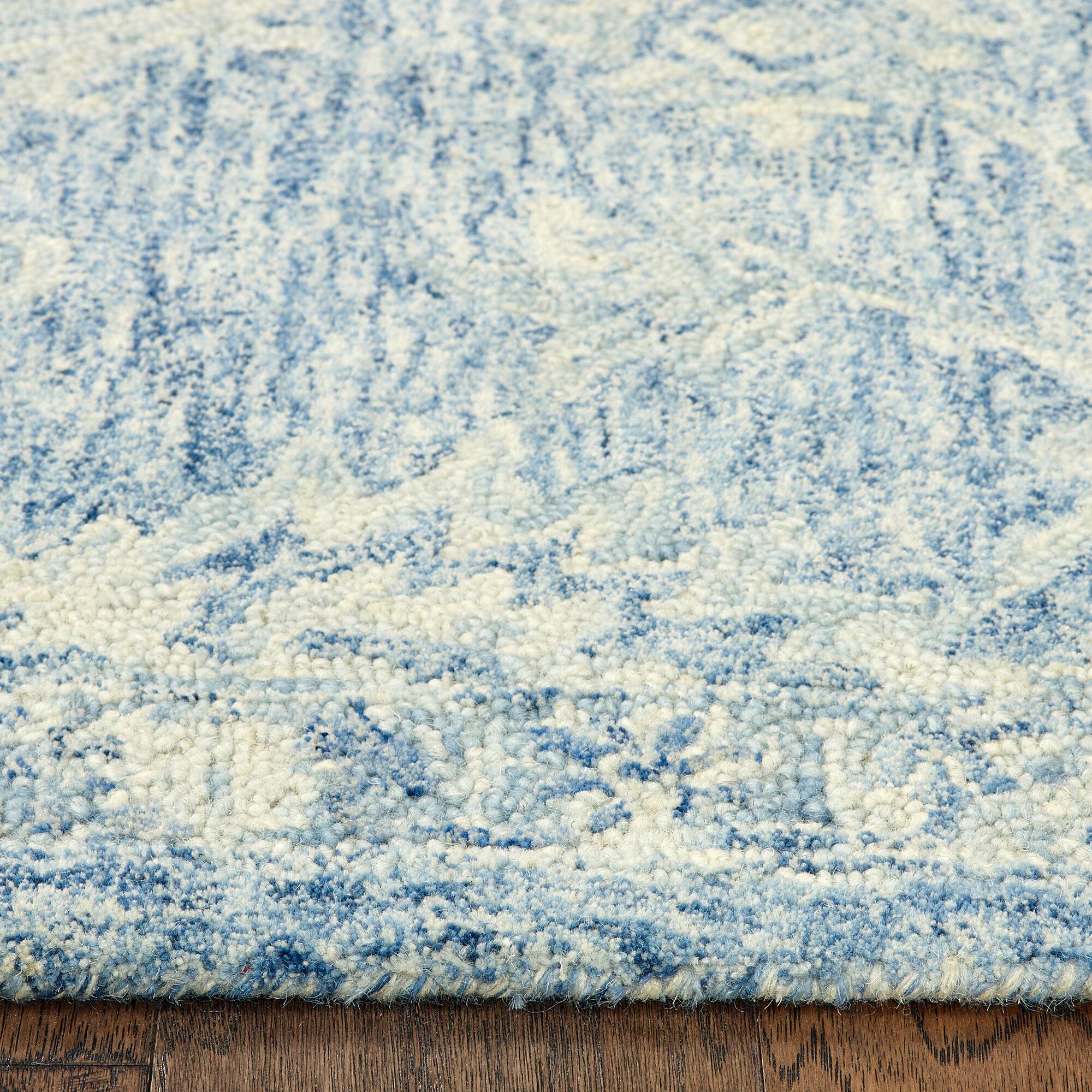 area x blue rug navy nuloom rugs loom trellis p ft the unique